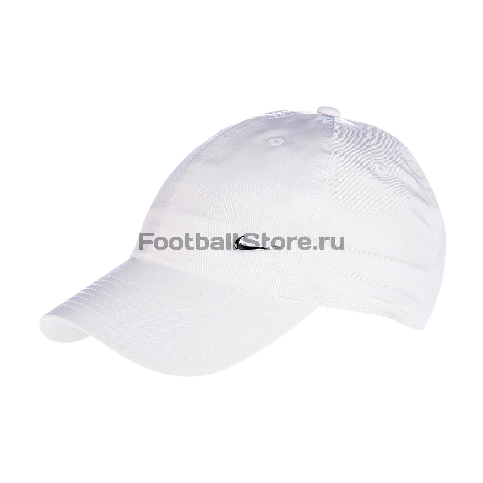 Бейсболка Nike Cap Metal Swoosh 943092-100