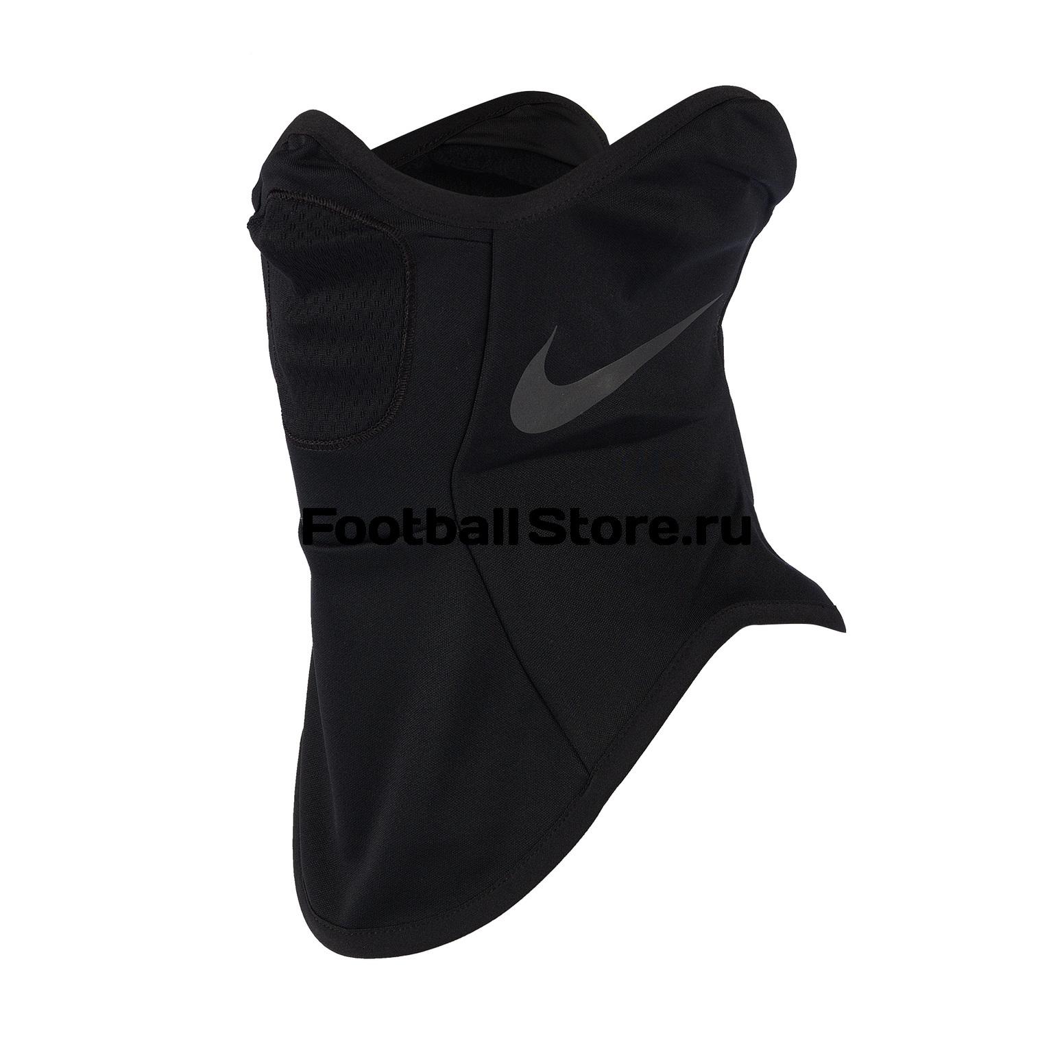 Повязка на шею Nike SQD Snood AQ8233-013 повязка на шею гейтор nike basic warmer n wa 55 010 os