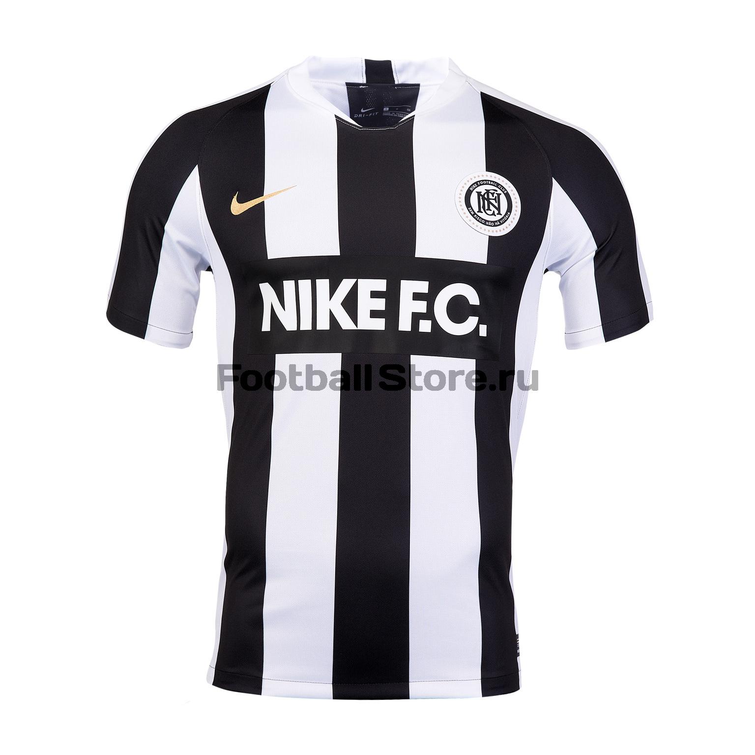 Футболка Nike F.C. Home AH9510-100