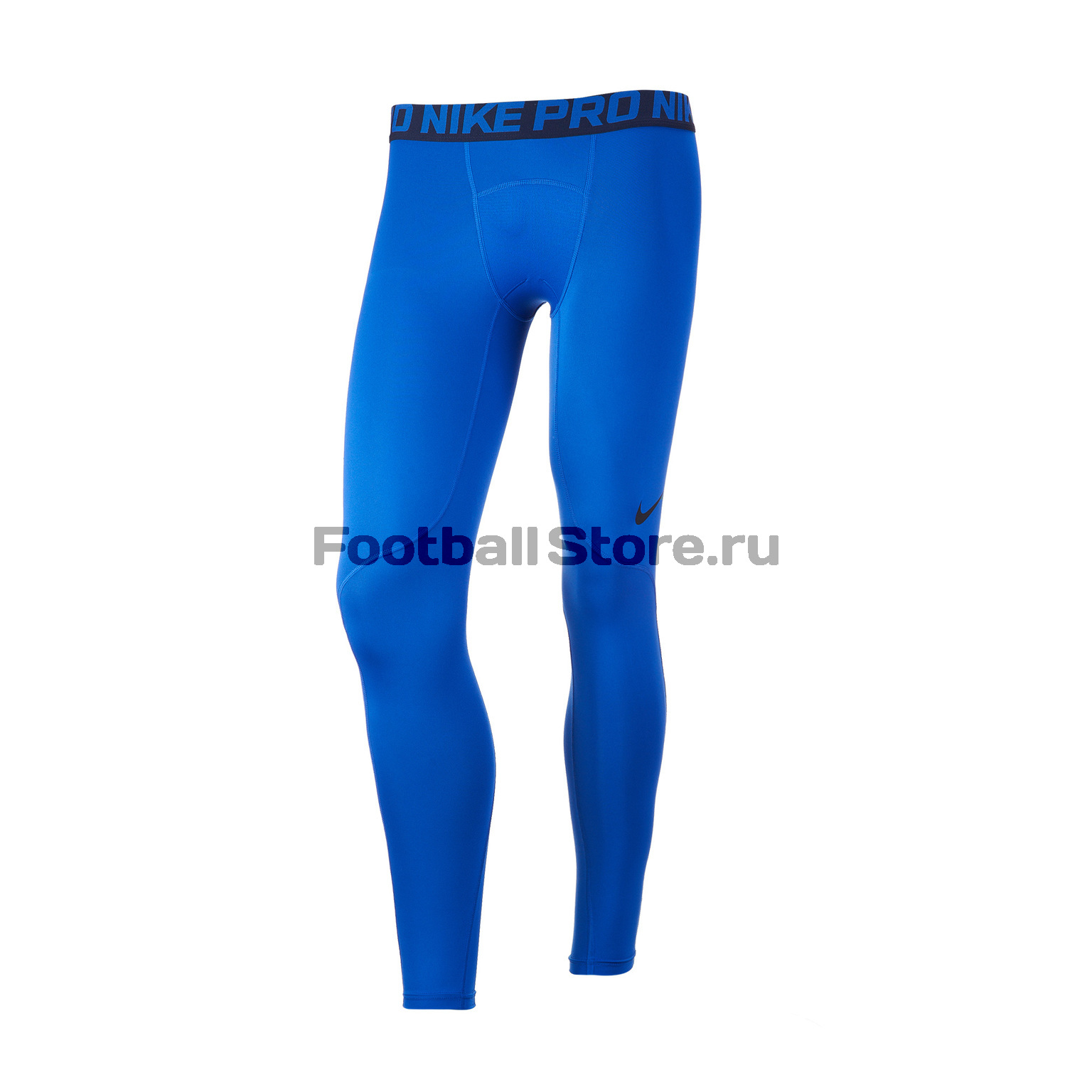 Белье лосины Nike Pro Tights 838067-480 nike nike youth pro hyperwarm compression tights