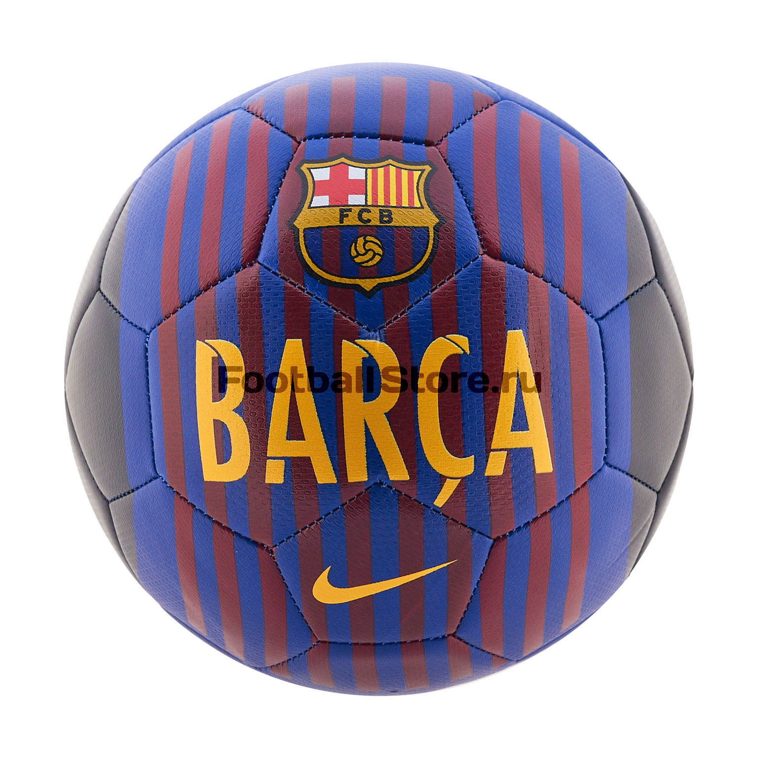 Мяч футбольный Nike Barcelona 2018/19