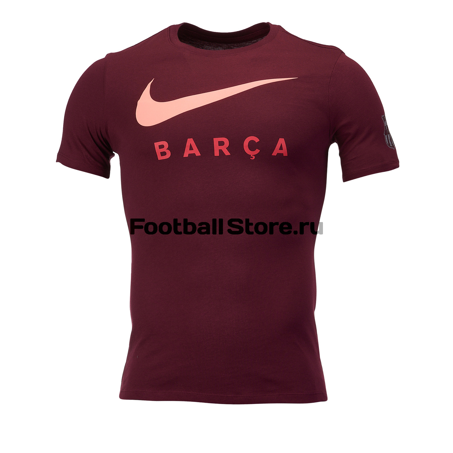 Футболка Nike Barcelona Tee Large AV5056-669 футболка nike футболка b nsw tee let there be air page 4