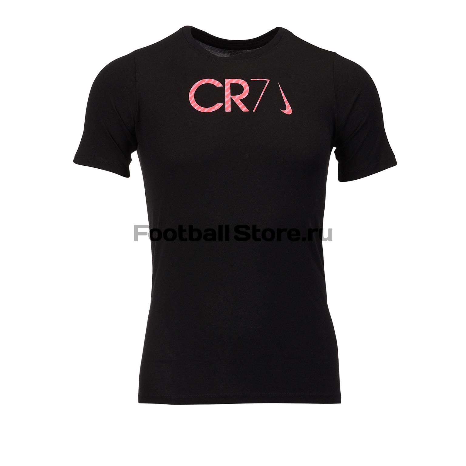 Футболка подростковая Nike CR7 NK DRY AV6131-010 цена