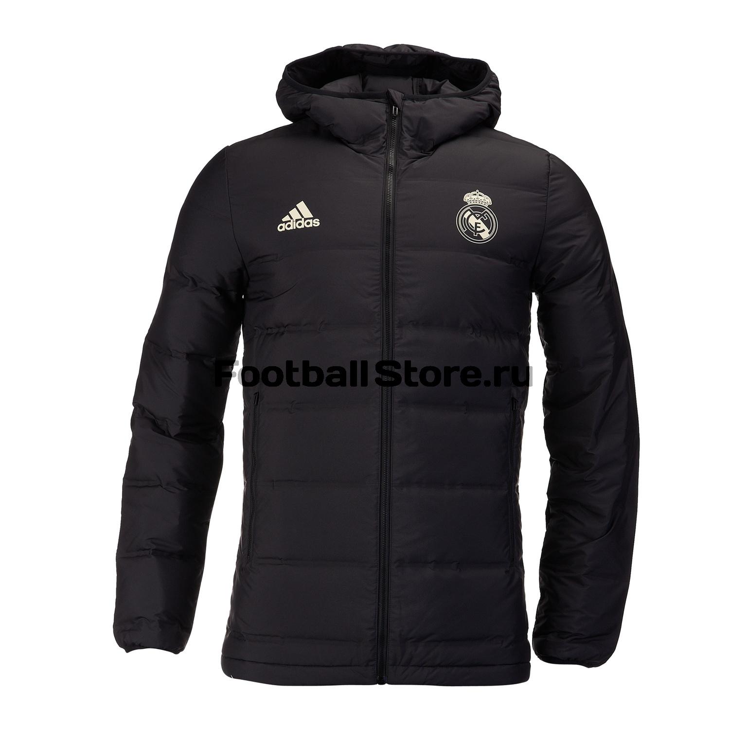 Пуховик Adidas Real Madrid CY6109 mutua madrid open pass