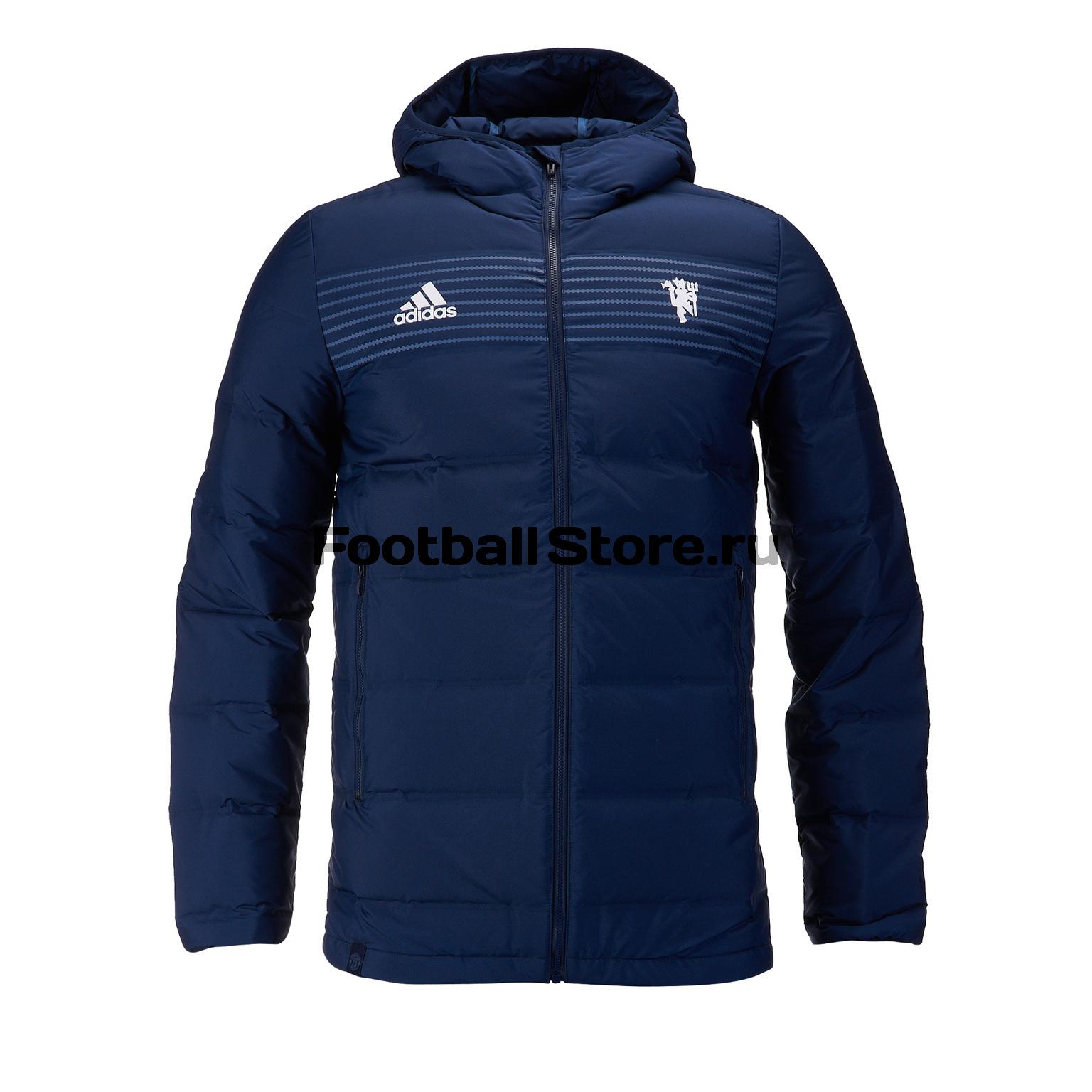 Пуховик Adidas Manchester United CY6115 пуховик adidas adidas ad002emfkrt7