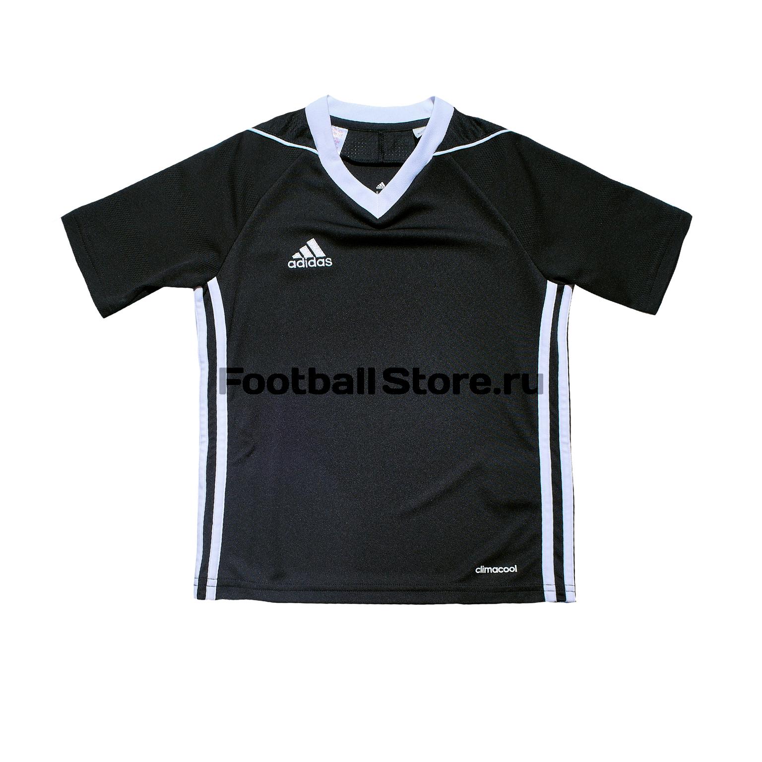 Футболка подростковая Adidas Tiro 17 JSY BJ9112 рюкзак adidas tiro ballnet b46132