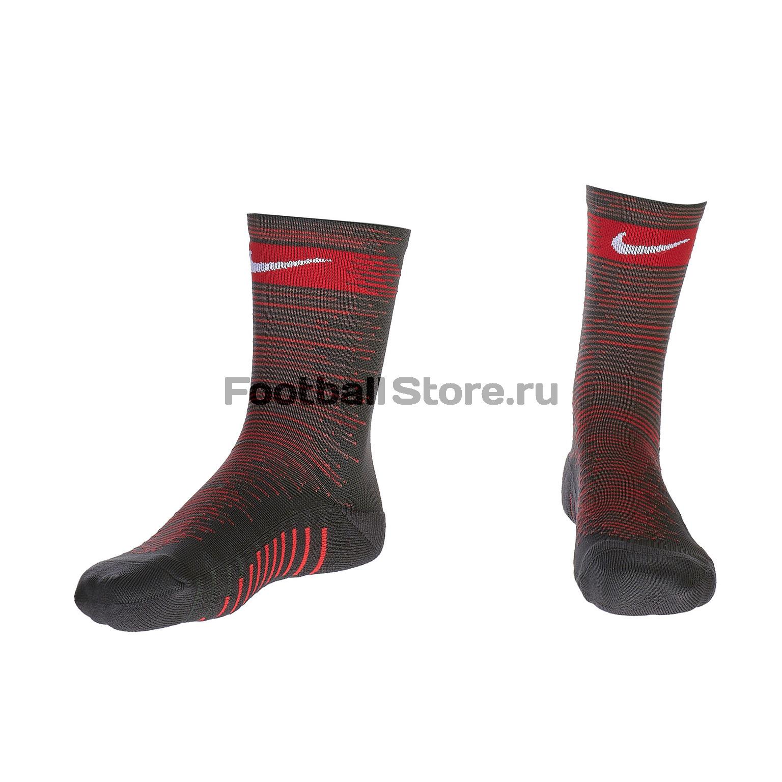 Носки Nike Squad Crew SX6831-060 носки nike носки u nk strk merc crew