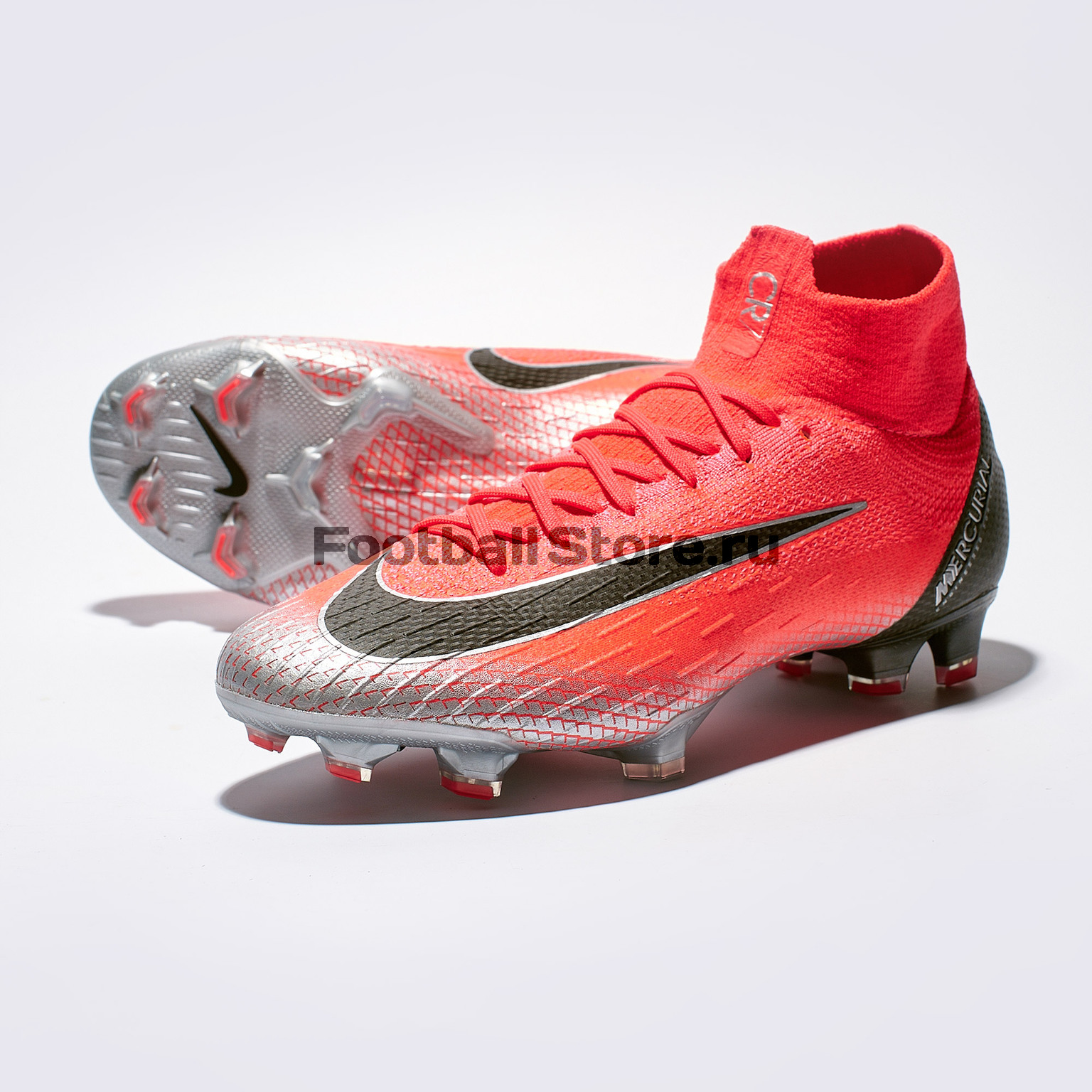 Бутсы Nike Superfly 6 Elite CR7 FG AJ3547-600 бутсы nike mercurial vapor cr7 fg 684860 014