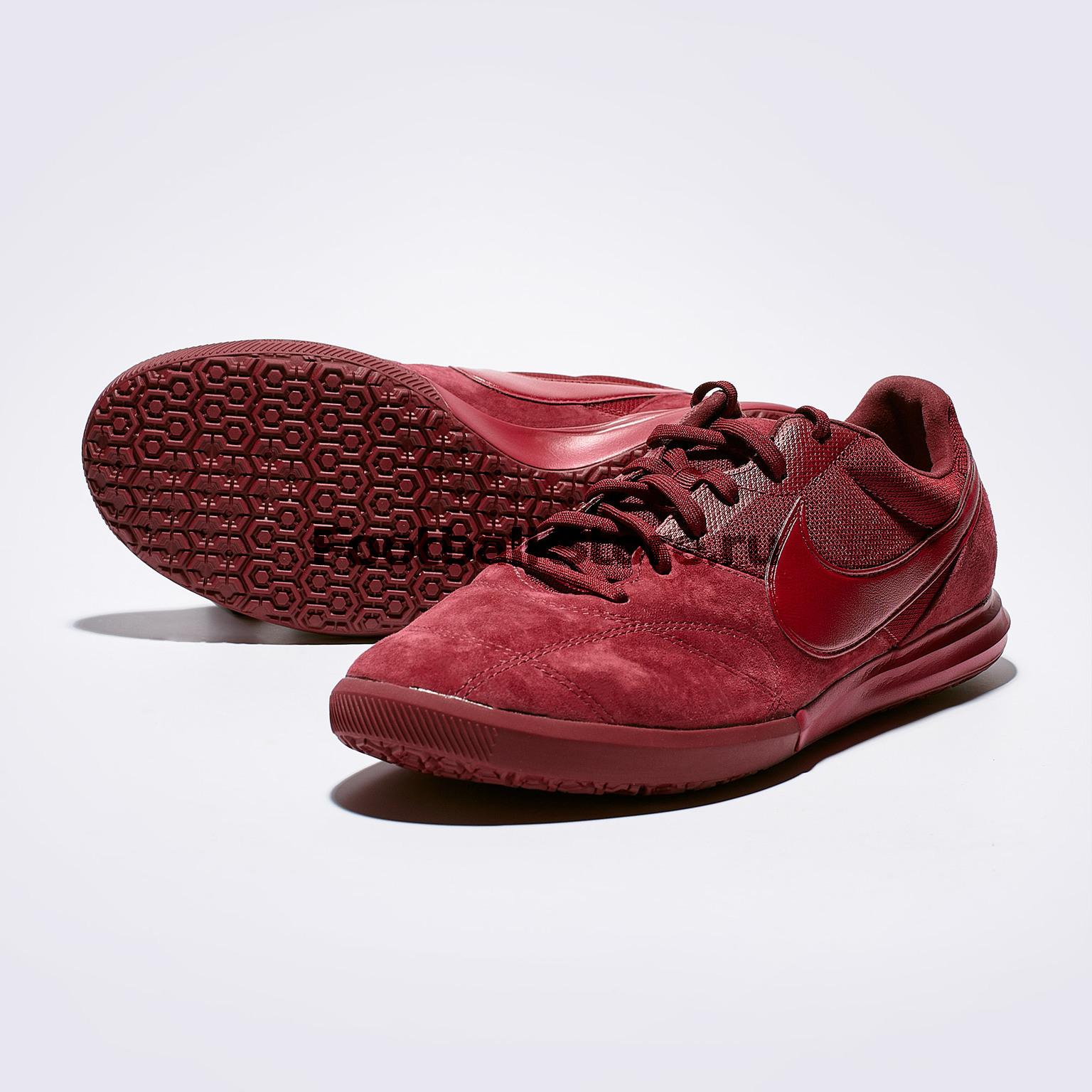 Футзалки Nike Tiempo Premier II Sala AV3153-606 футзалки nike tiempo premier ii sala av3153 010