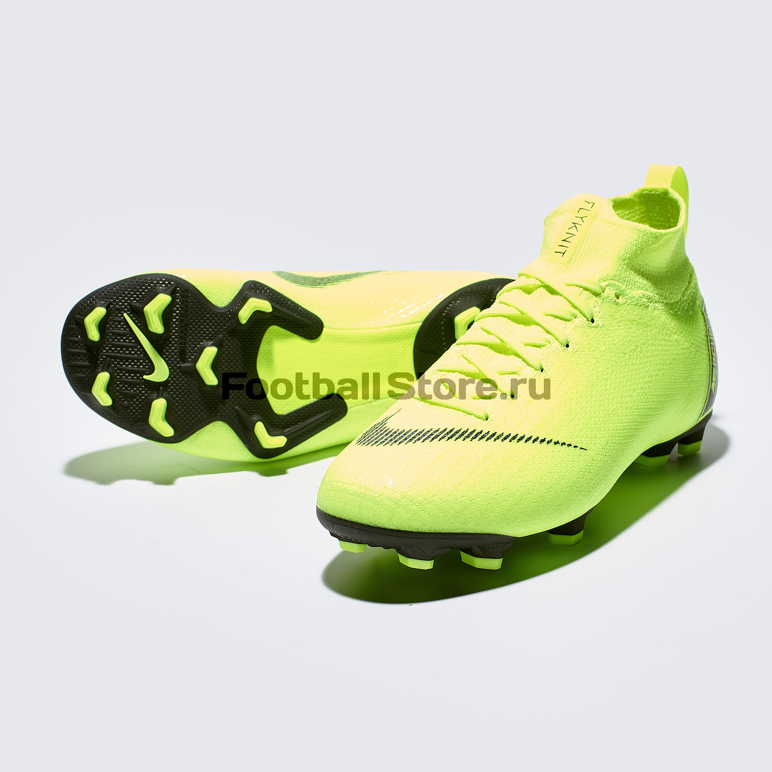 Бутсы детские Nike Superfly 6 Elite FG AH7340-701 бутсы nike superfly 6 elite sg pro ac ah7366 001