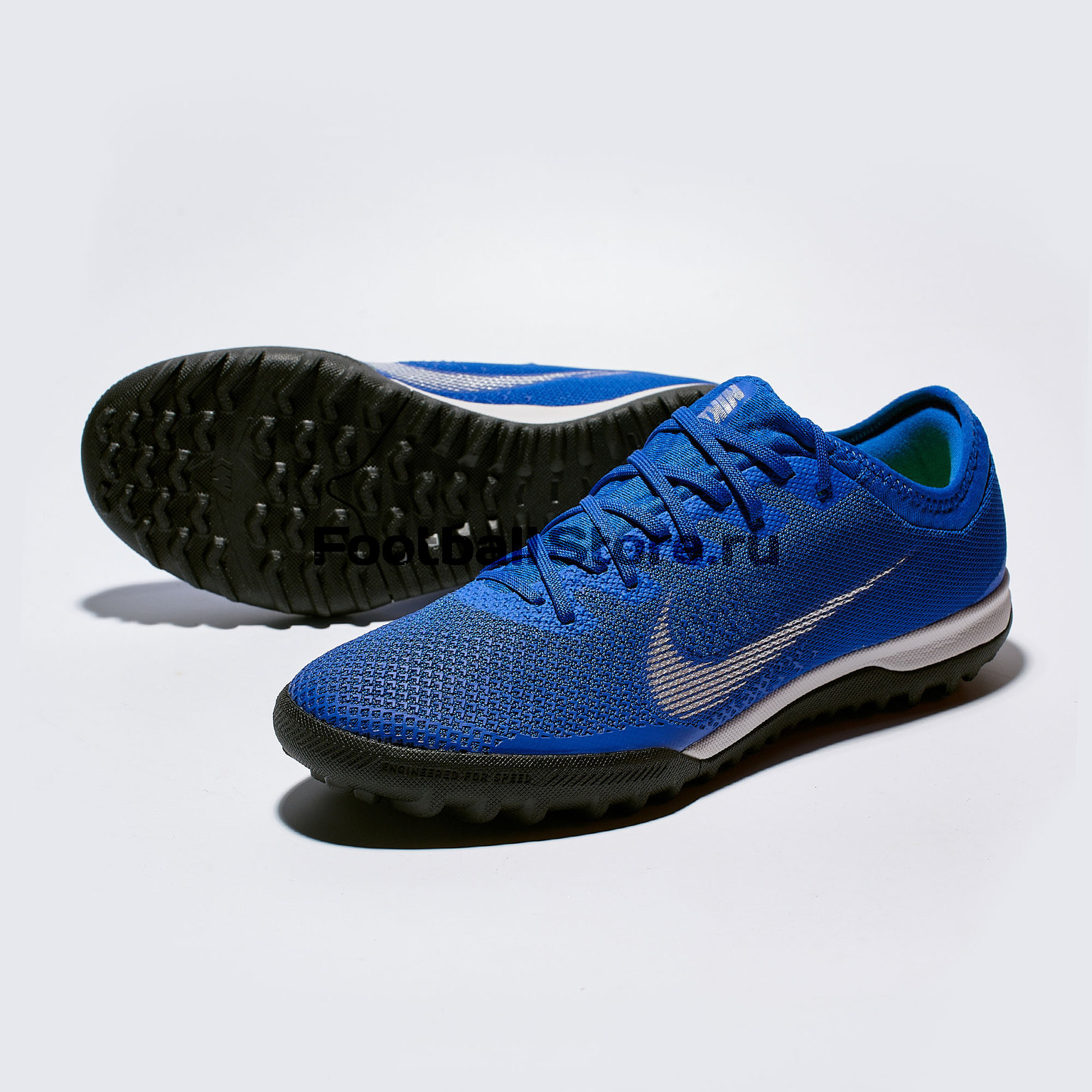 Шиповки Nike Vapor 12 Pro TF AH7388-400 nike vapor pro low d men s detachable football cleats