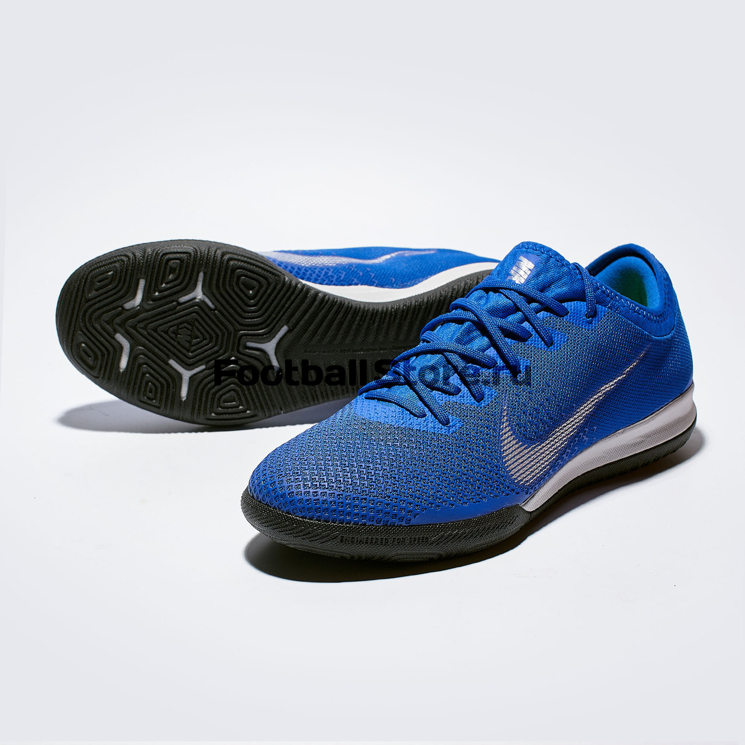 Футзалки Nike Vapor 12 Pro IC AH7387-400 nike vapor pro low d men s detachable football cleats