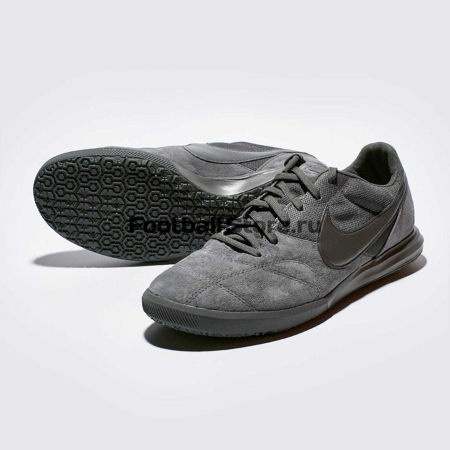 Футзалки Nike Tiempo Premier II Sala AV3153-001 футзалки nike tiempo premier ii sala av3153 010