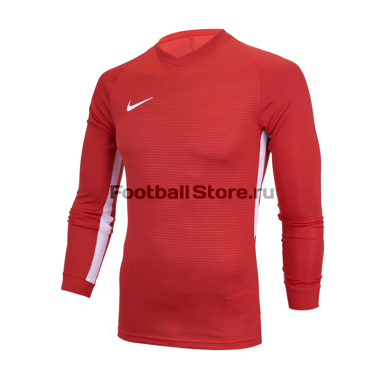 Футболка игровая Nike Dry Tiempo Prem JSY LS 894248-657 футболка игровая nike dry tiempo prem jsy ss 894230 463