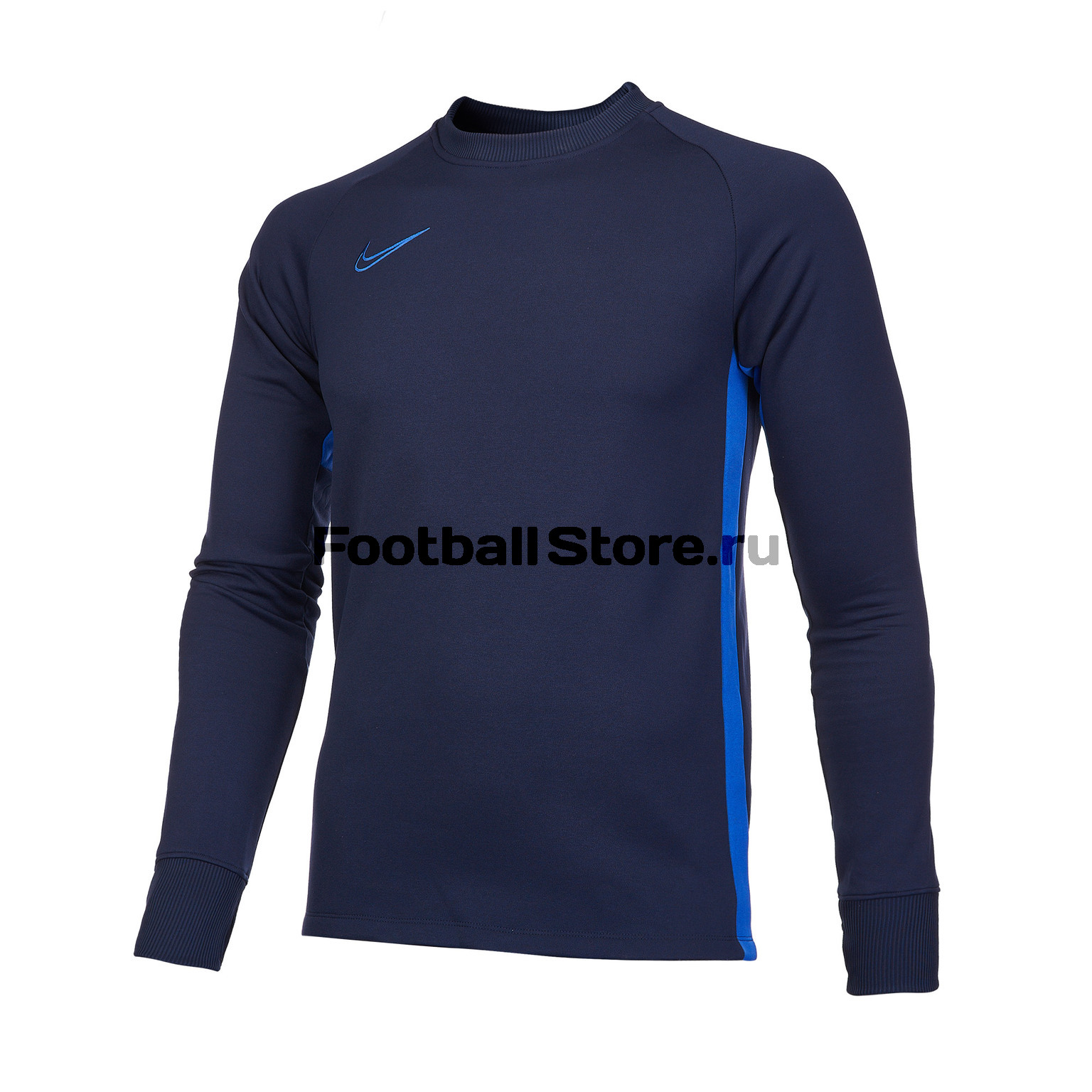 Свитер Nike Therma Academy Crew Top AO9189-451 цена и фото
