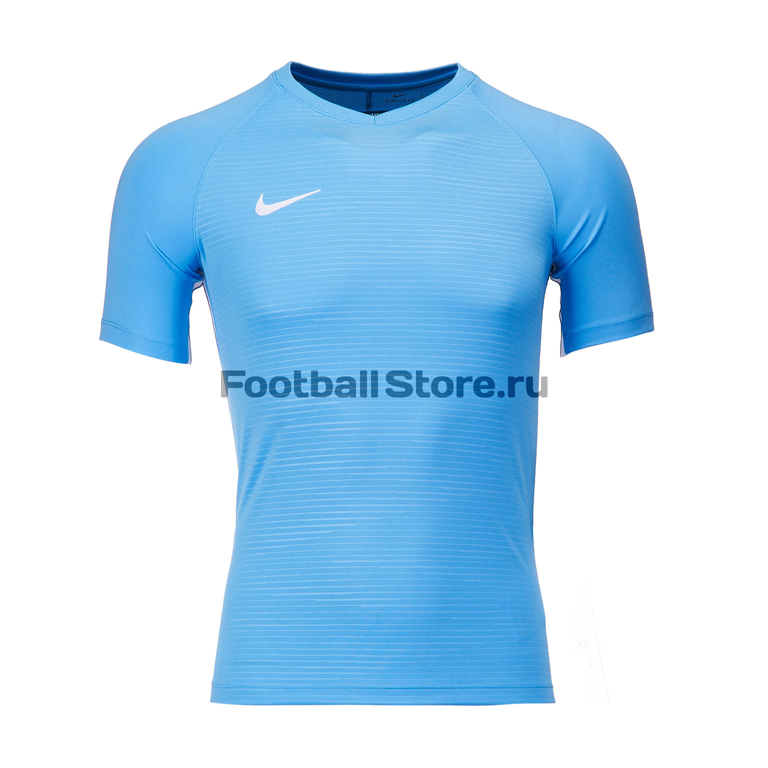 Футболка детская Nike Dry Tiempo Premier 894111-412 футболка игровая nike dry tiempo prem jsy ss 894230 411