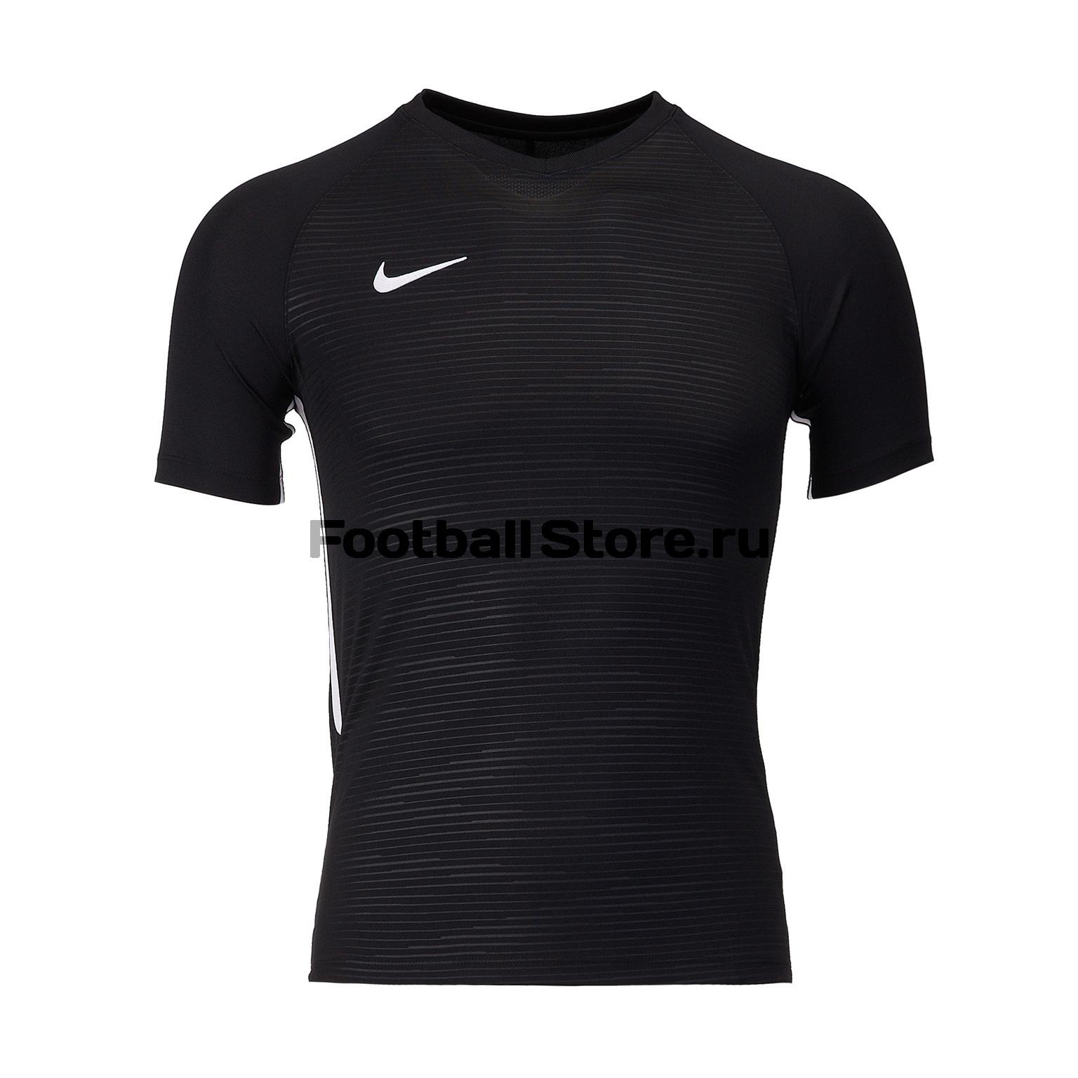 Футболка детская Nike Dry Tiempo Premier 894111-010 футзалки nike tiempo premier ii sala av3153 010