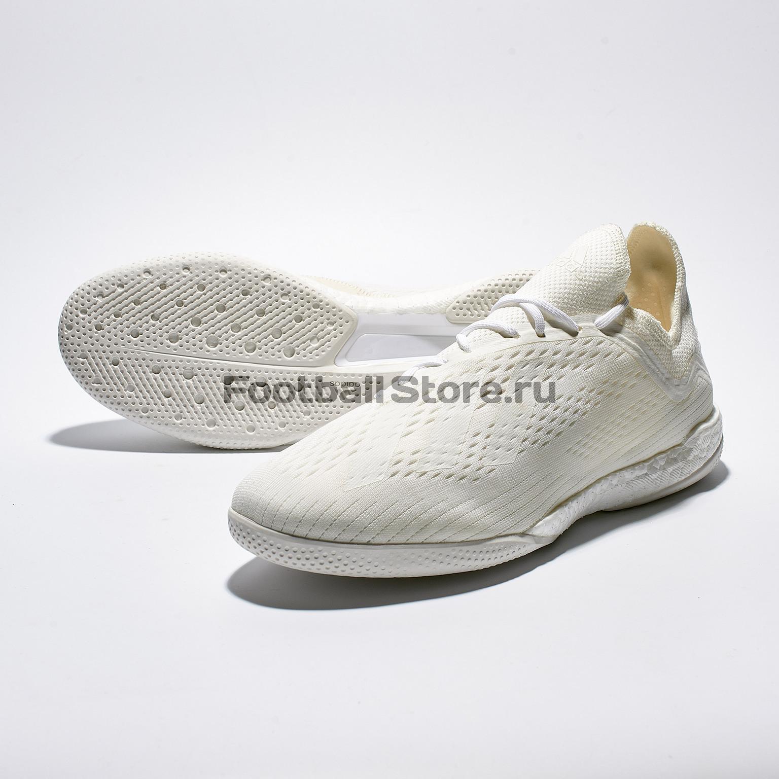 Футбольная обувь Adidas X Tango 18.1 TR DB2281 adidas adidas clover 2017 весенняя мужская повседневная серия x plr повседневная обувь bb1100 41 ярдов