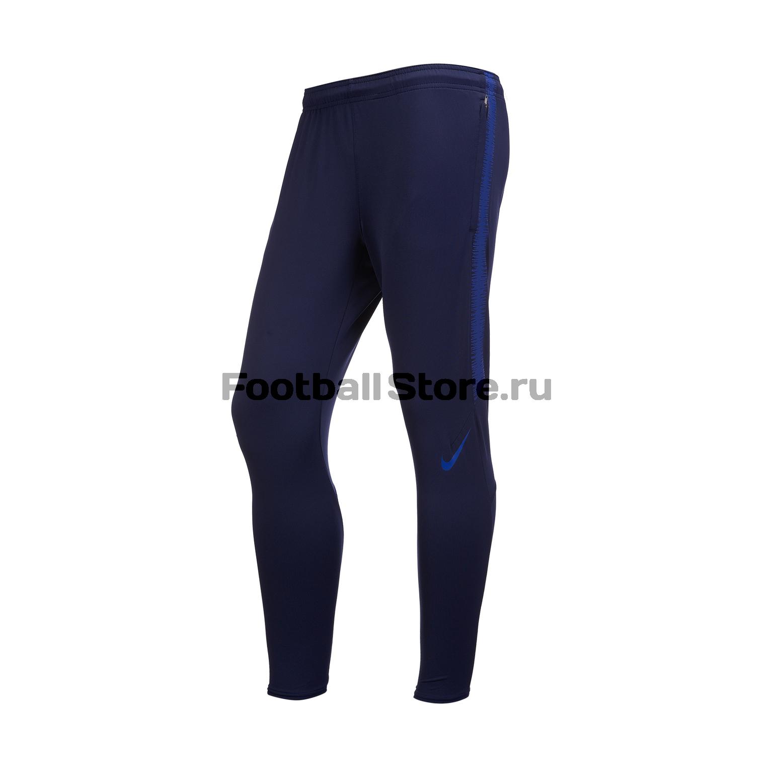 Брюки тренировочные Nike Dry Squad Pant 894645-416 брюки тренировочные подростковые nike squad 832390 451
