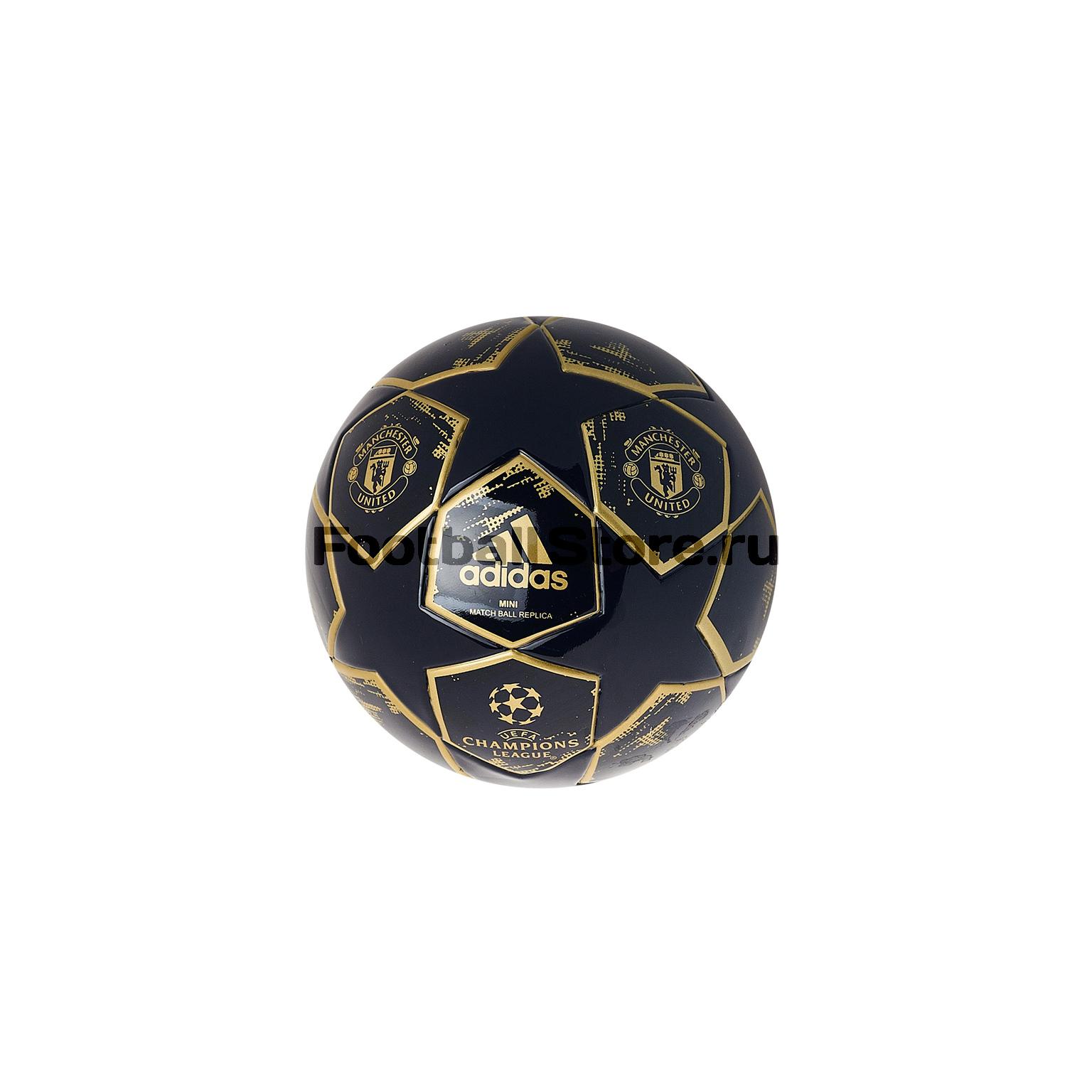 Мяч сувенирный Adidas Manchester United CW4142 сумка adidas manchester united 2018 19
