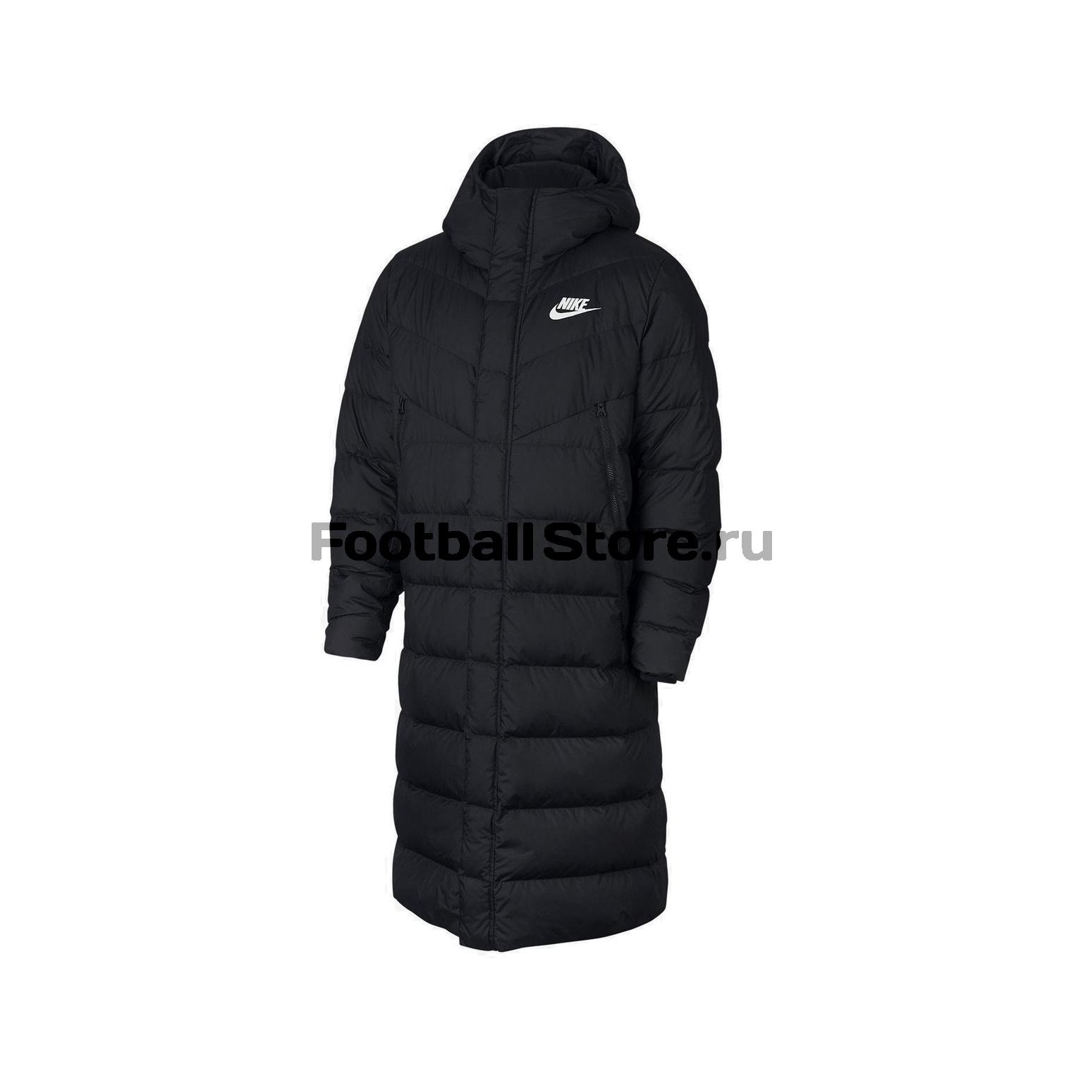 Куртка утепленная Nike Down Fill Parka AA8853-010 куртка nike windrunner jkt 928833 010