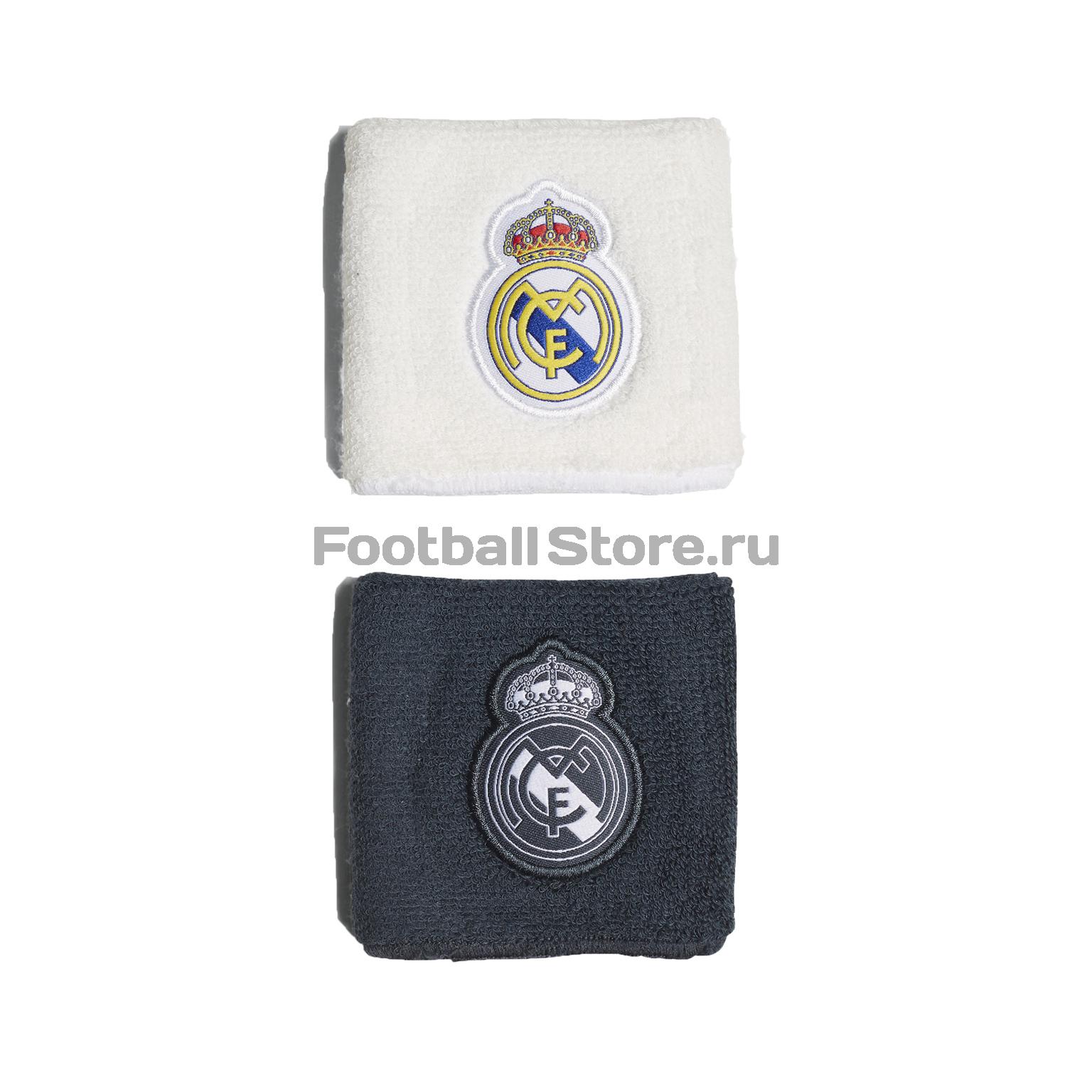 Напульсники Adidas Real Madrid CY5619 рюкзак adidas real madrid cy5597