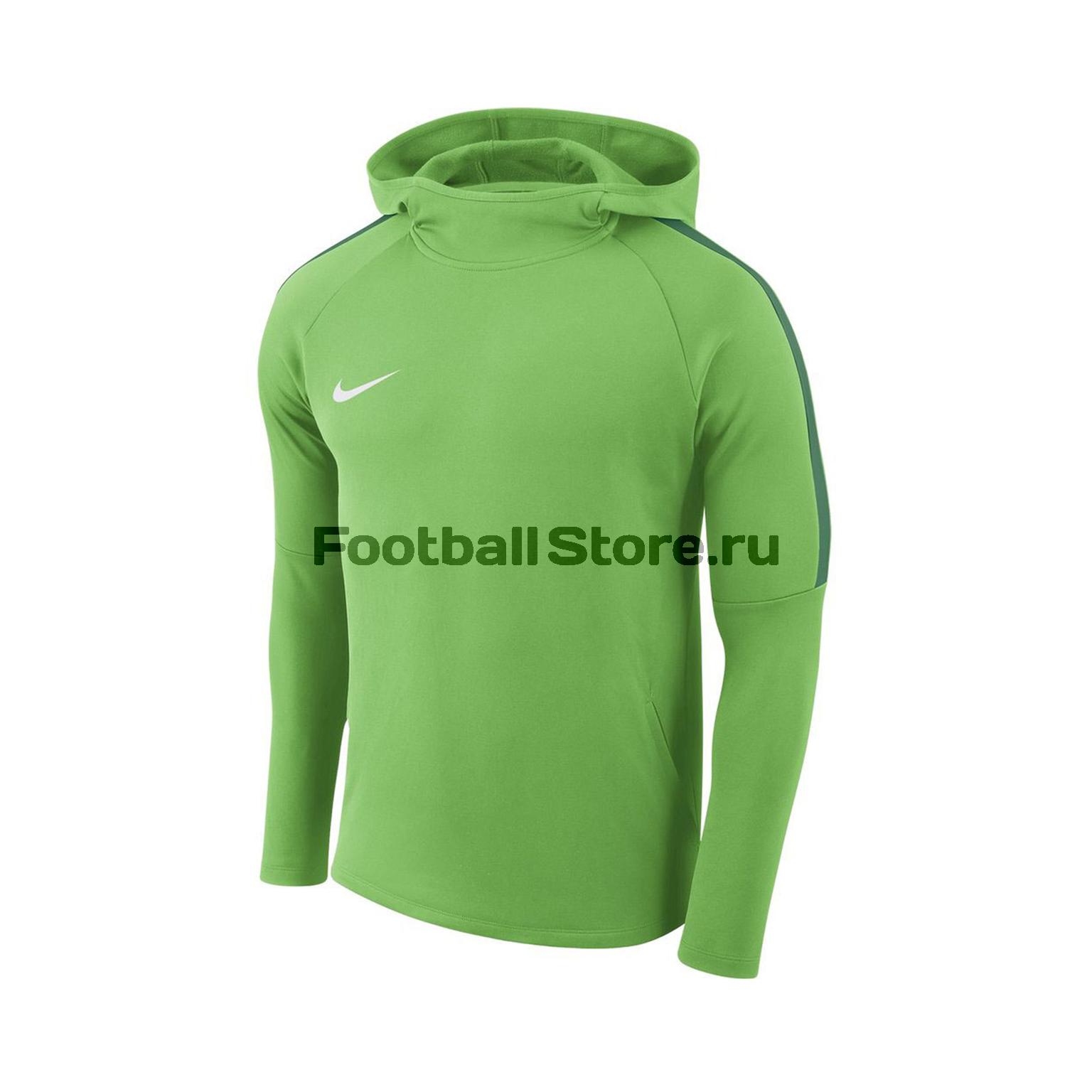 Толстовка подростковая Nike Dry Academy18 Hoodie PO AJ0109-361