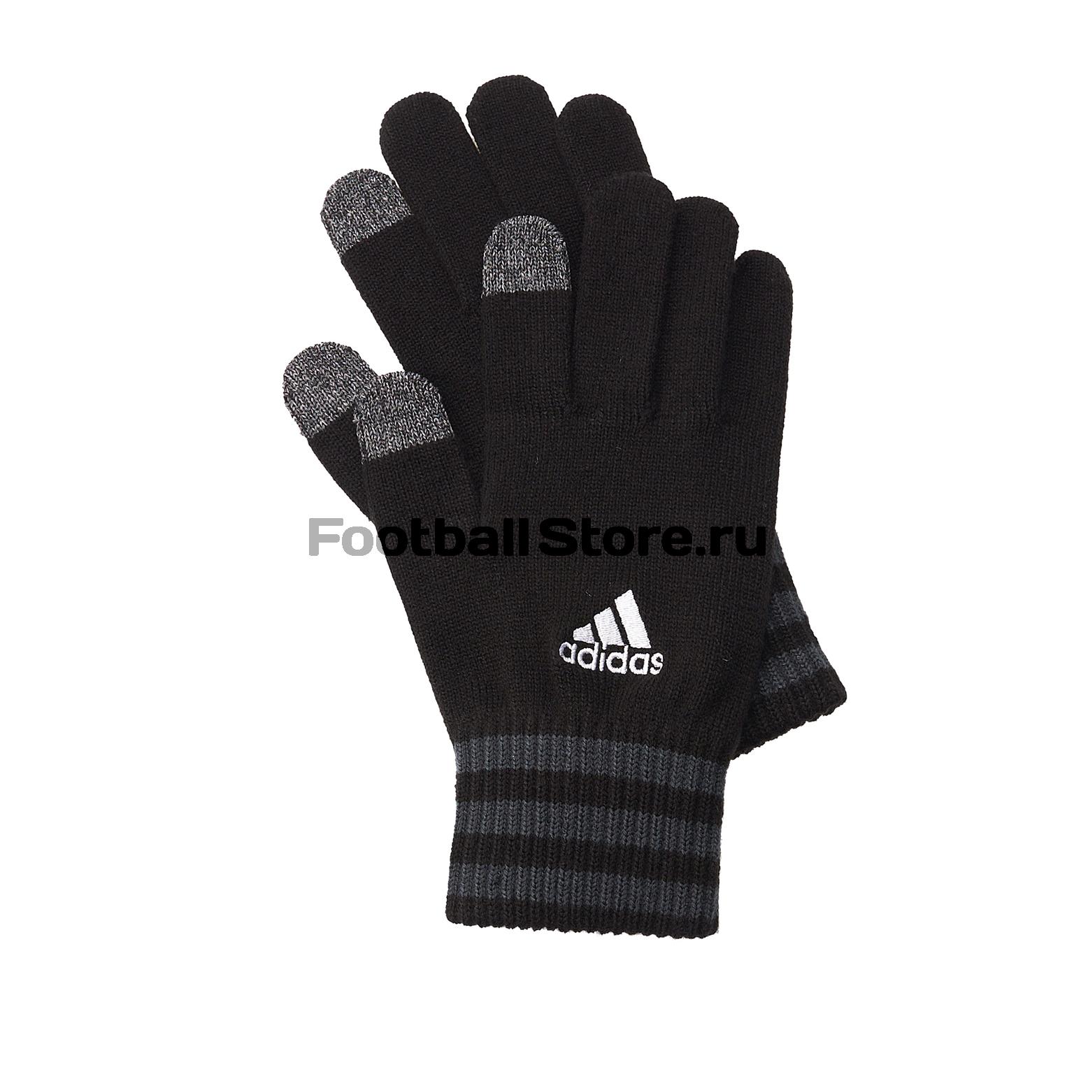 Перчатки тренировочные Adidas Tiro Glove B46135 цена