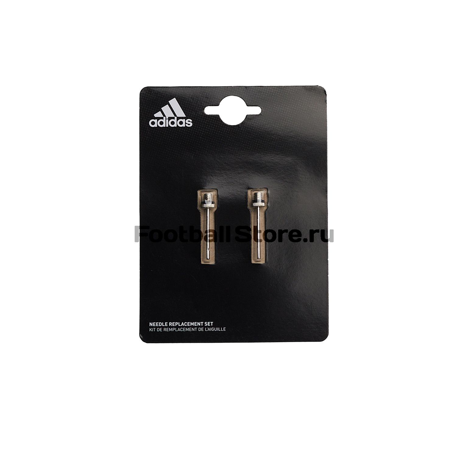Набор игл для насоса Adidas Needle Repl Set CZ9555
