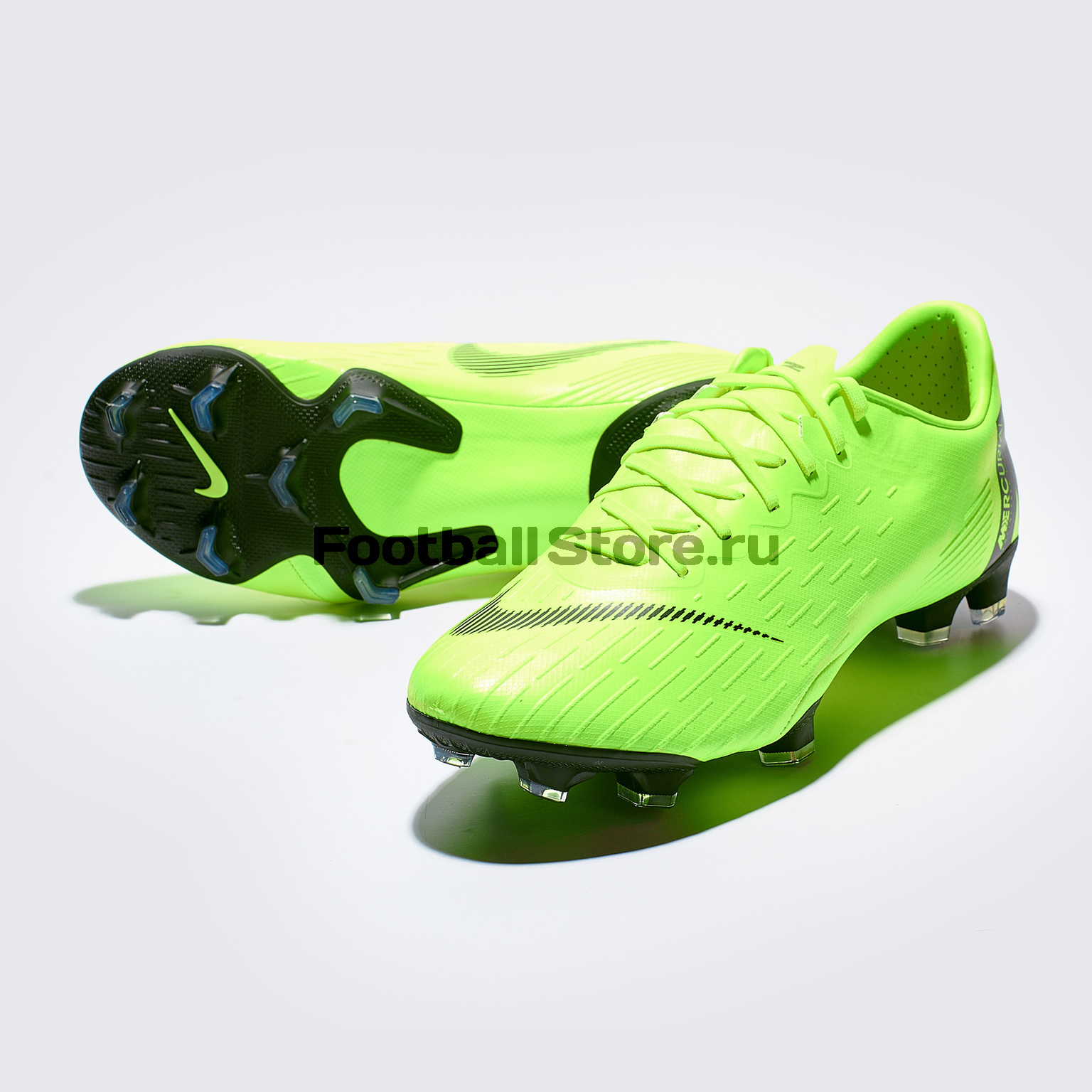 Бутсы Nike Vapor 12 Pro FG AH7382-701 nike vapor pro low d men s detachable football cleats