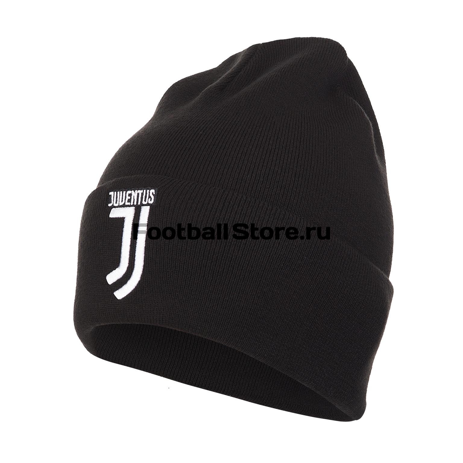Шапка Adidas Juventus 3S Woolie CY5565 adidas performance шапка stripy beanie adidas page 2