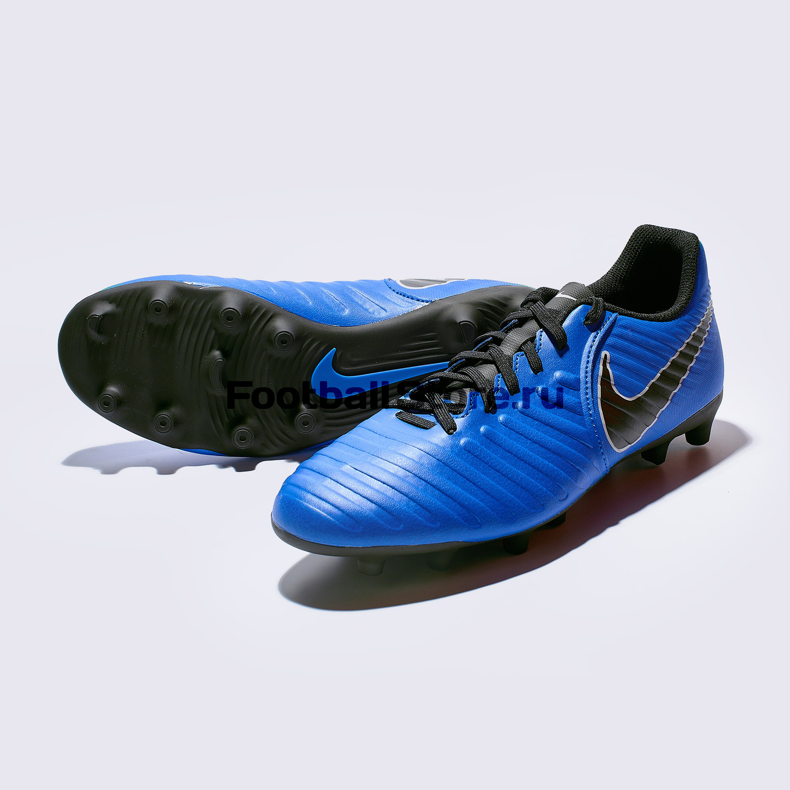 Бутсы Nike Legend 7 Club FG AO2597-400 бутсы nike mercurial victory iii fg 509128 800