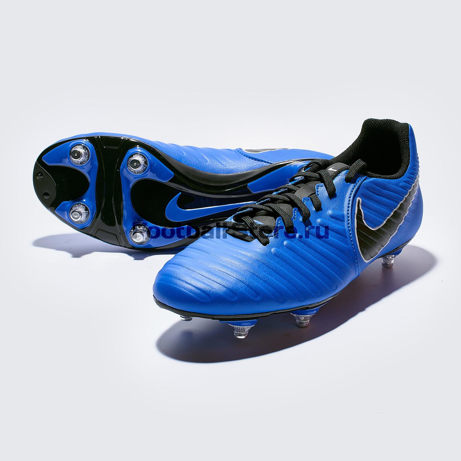 Бутсы Nike Legend 7 Club SG AH8800-400 бутсы nike tiempo legend v sg pro 631614 008