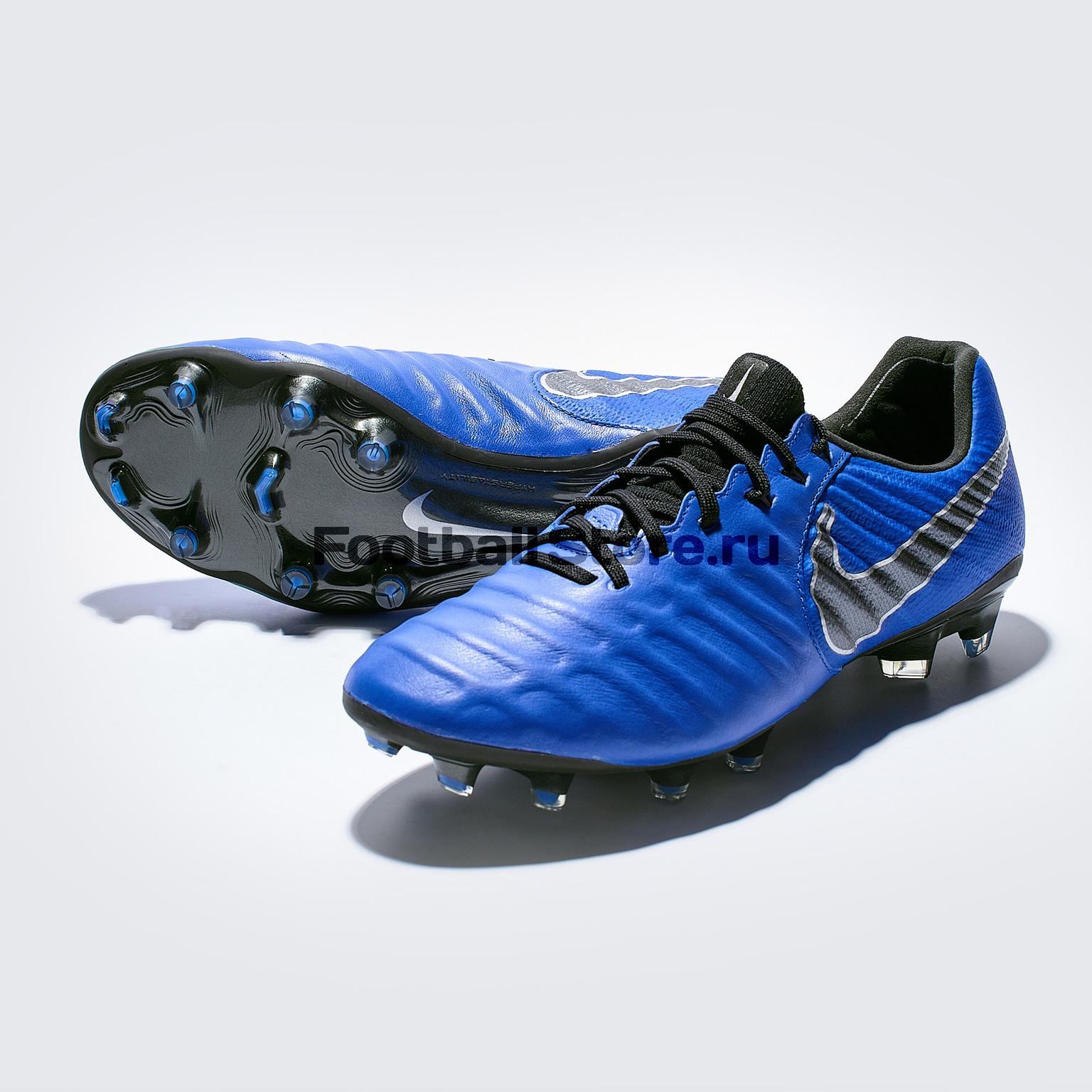 Бутсы Nike Legend 7 Elite FG AH7238-400