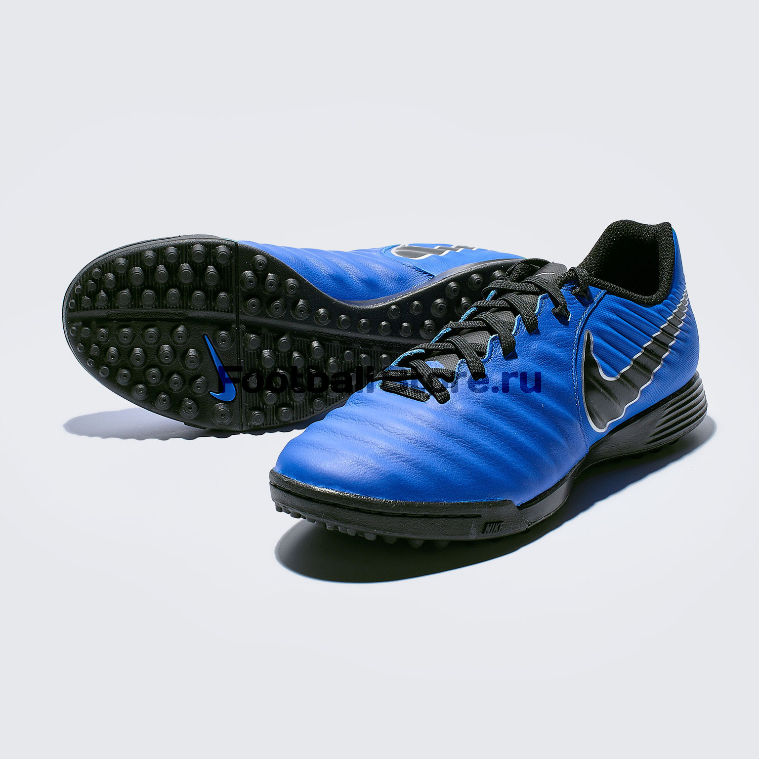 Шиповки Nike LegendX 7 Academy TF AH7243-400 бутсы nike шиповки nike jr tiempox legend vi tf 819191 018
