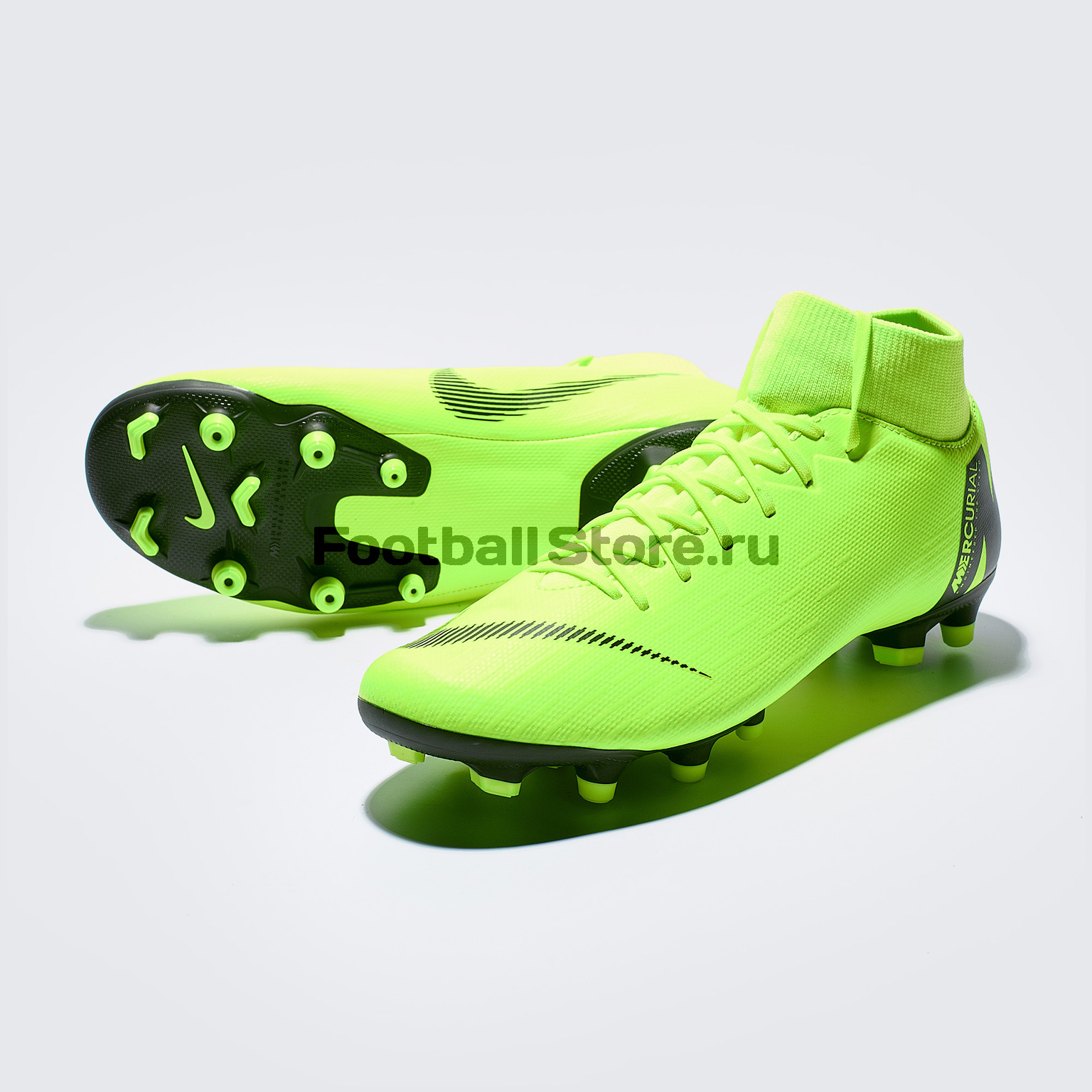 Бутсы Nike Superfly 6 Academy FG/MG AH7362-701 бутсы детские nike superfly academy gs cr7 fg mg aj3111 600