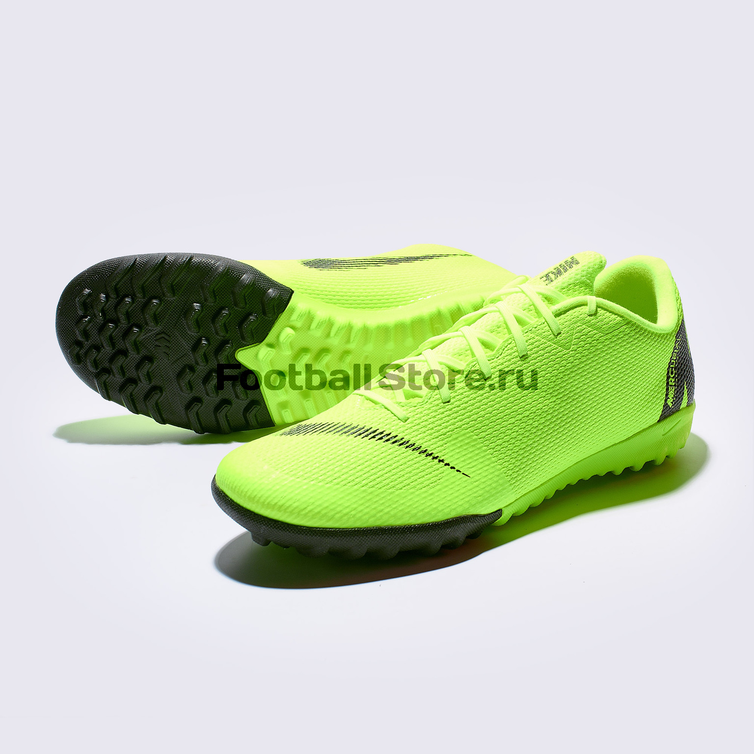 Шиповки Nike VaporX 12 Academy TF AH7384-701 спортинвентарь nike чехол для iphone 6 на руку nike vapor flash arm band 2 0 n rn 50 078 os
