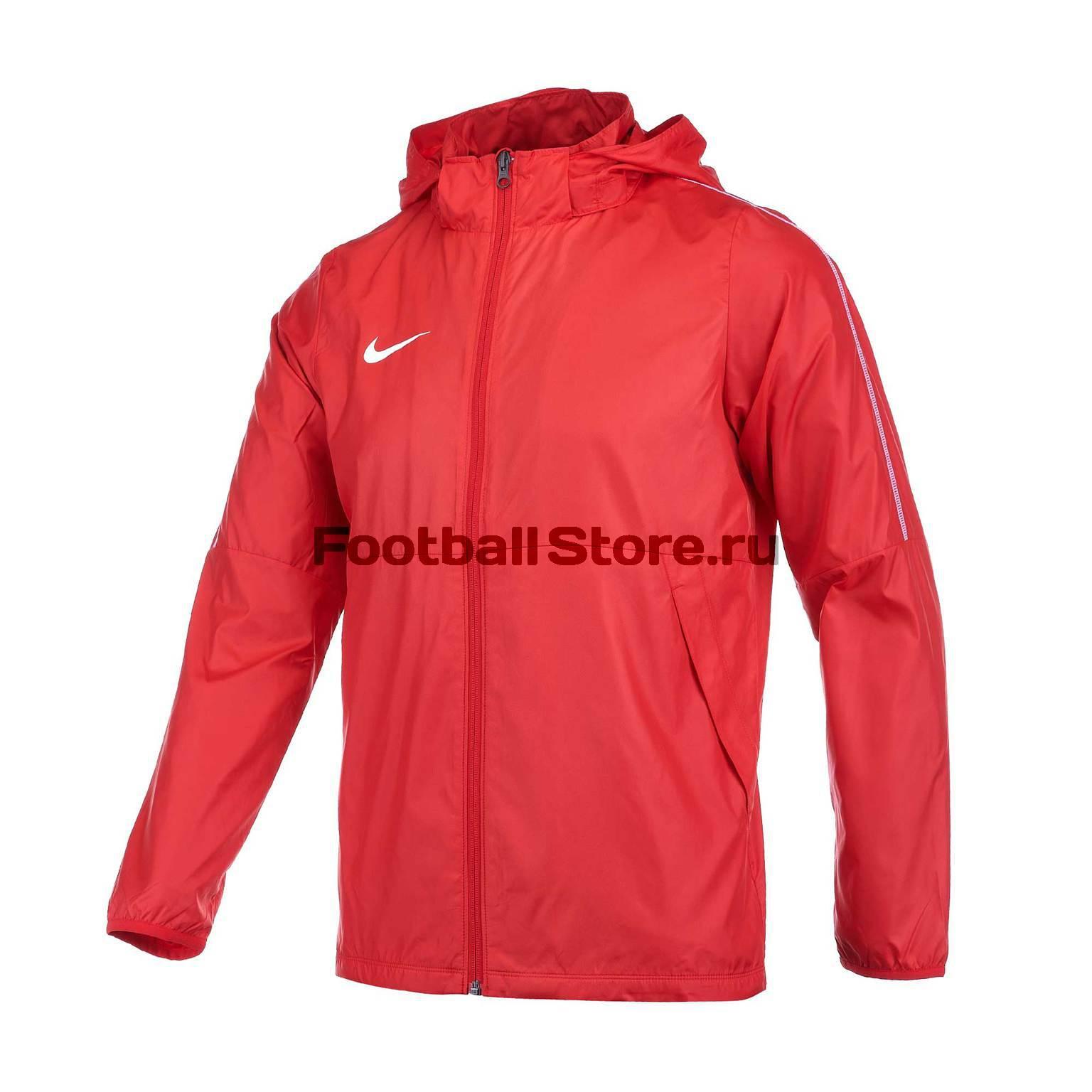 Ветровка подростковая Nike Park18 Rain AA2091-657 цена