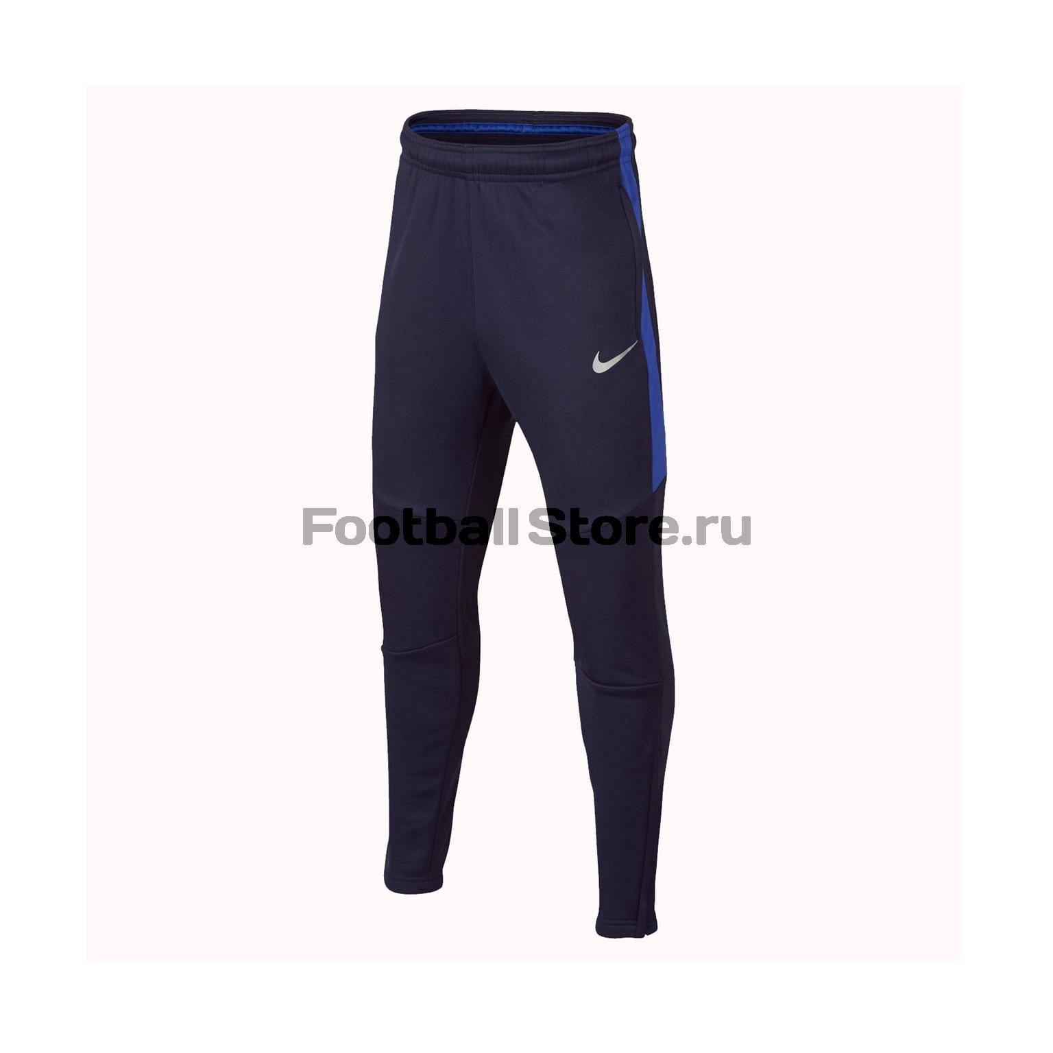 Брюки тренировочные подростковые Nike Therma Pant AQ0355-416 брюки тренировочные подростковые nike squad 832390 451