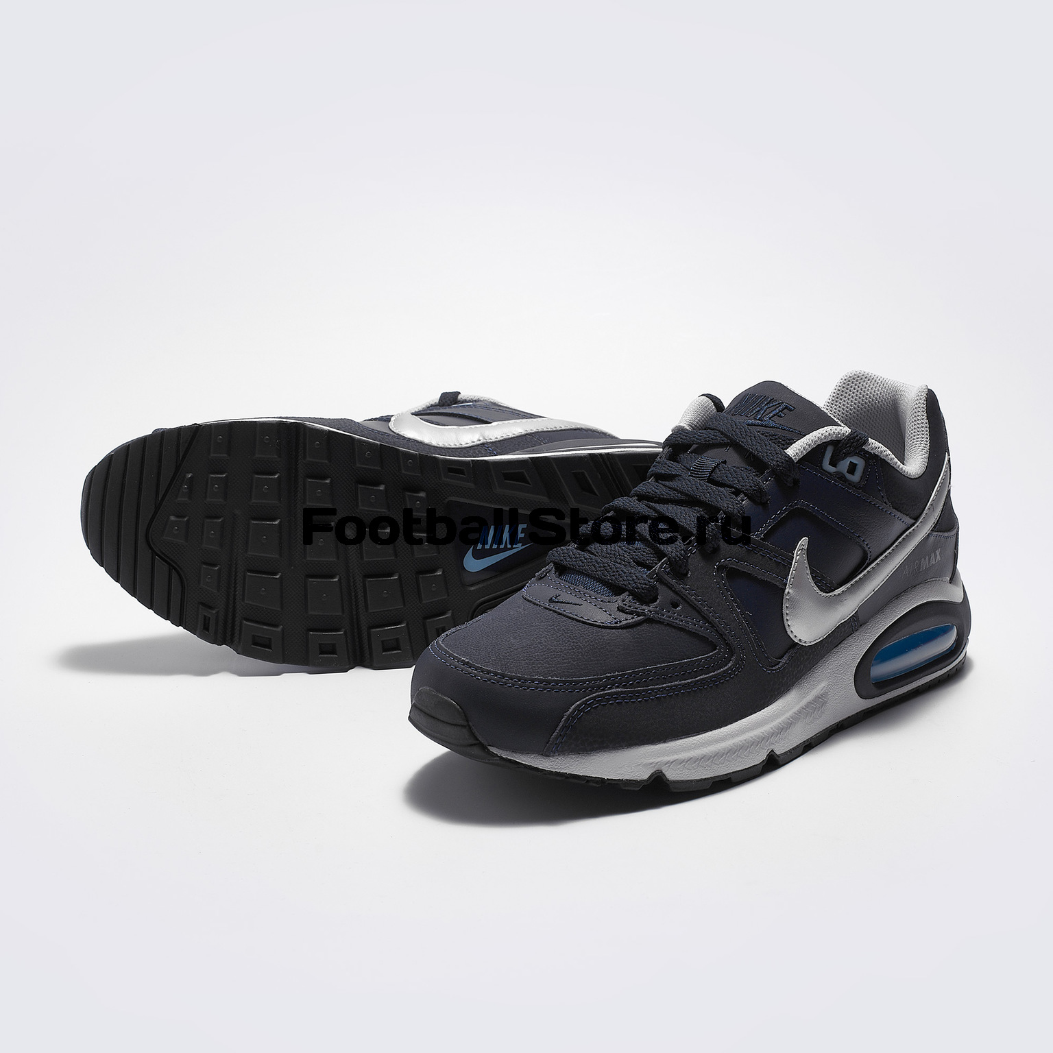 Кроссовки Nike Air Max Command Leather 749760-401 цена