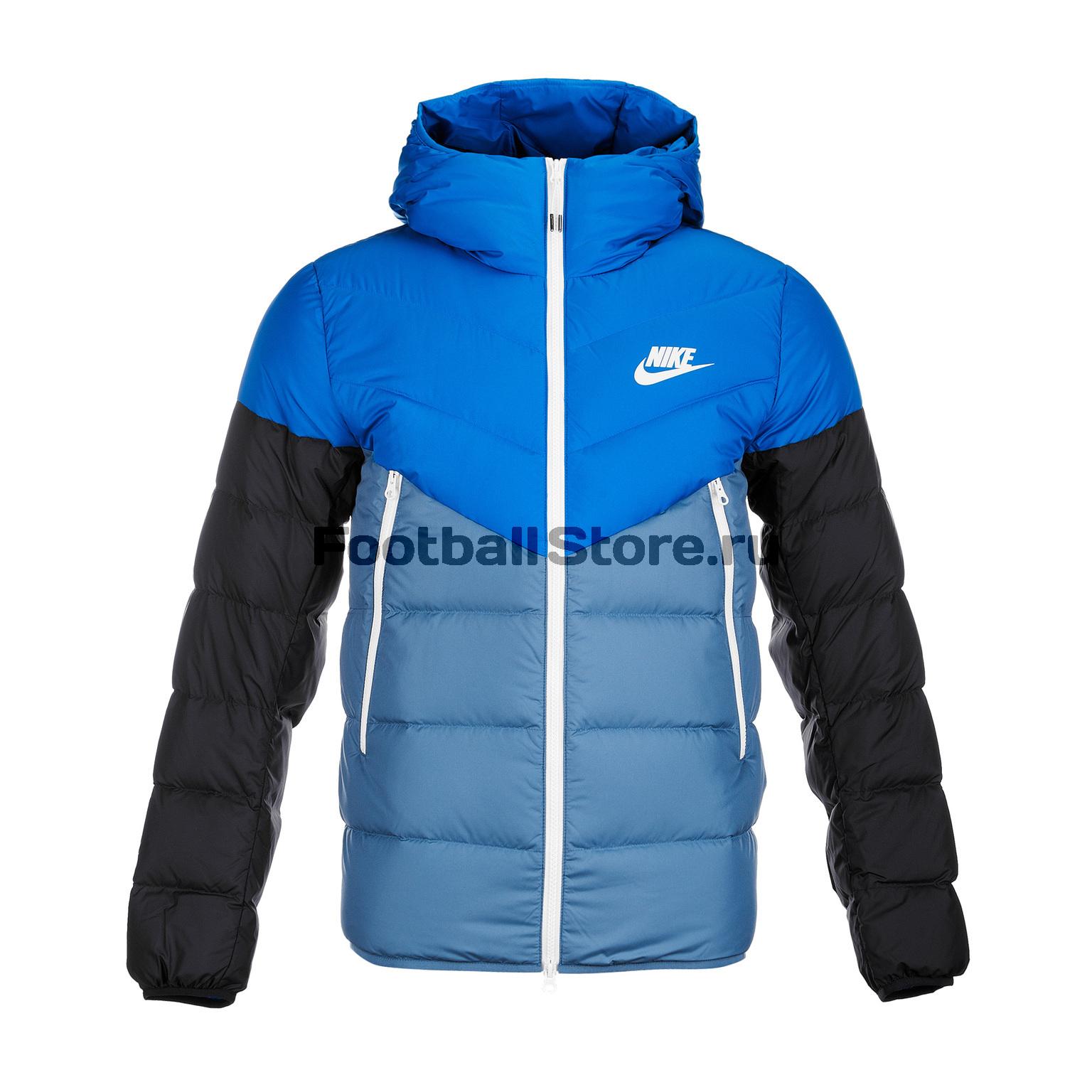 Куртка утепленная Nike Down Fill JKT 928833-486 куртка nike windrunner jkt 928833 010