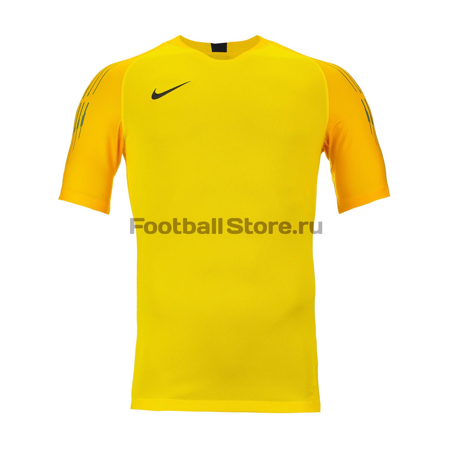 Вратарская футболка Nike Gardien II GK SS 894512-719