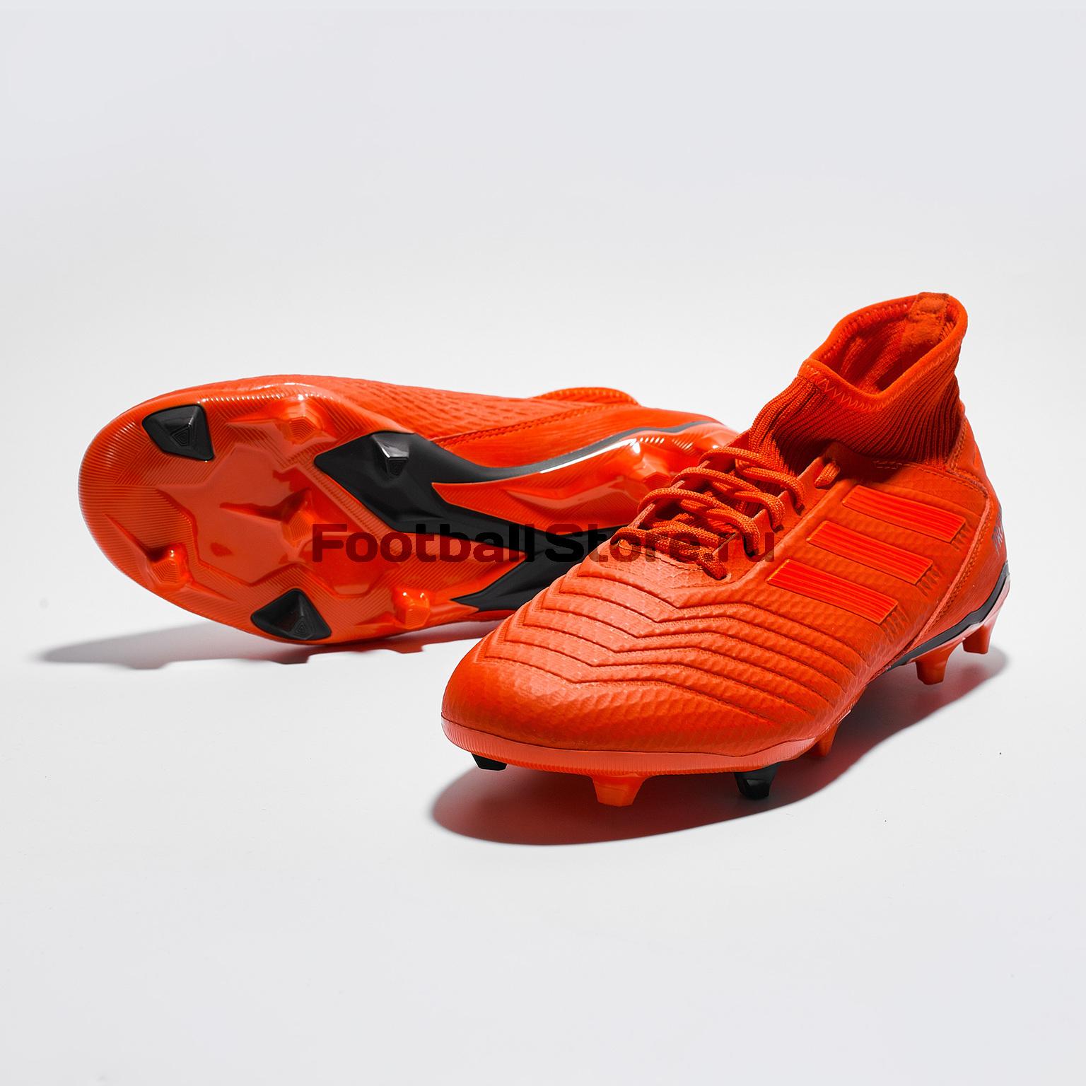 Бутсы Adidas Predator 19.3 FG BB9334 adidas predator lite g73412