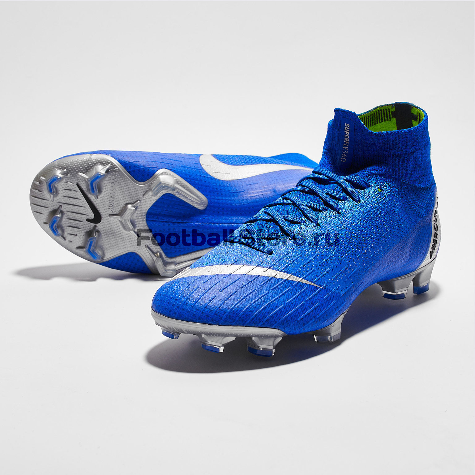 Бутсы Nike Superfly 6 Elite FG AH7365-400 бутсы nike mercurial superfly fg 10