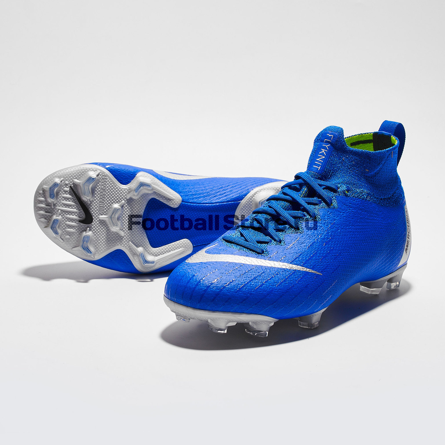 Бутсы детские Nike Superfly 6 Elite FG AH7340-400 бутсы nike superfly 6 elite cr7 fg aj3547 600