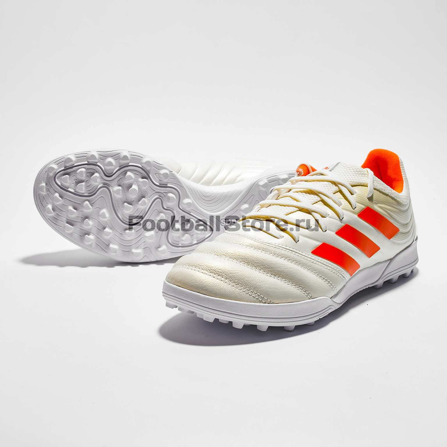 Шиповки Adidas Copa 19.3 TF BC0558 футболка адидас