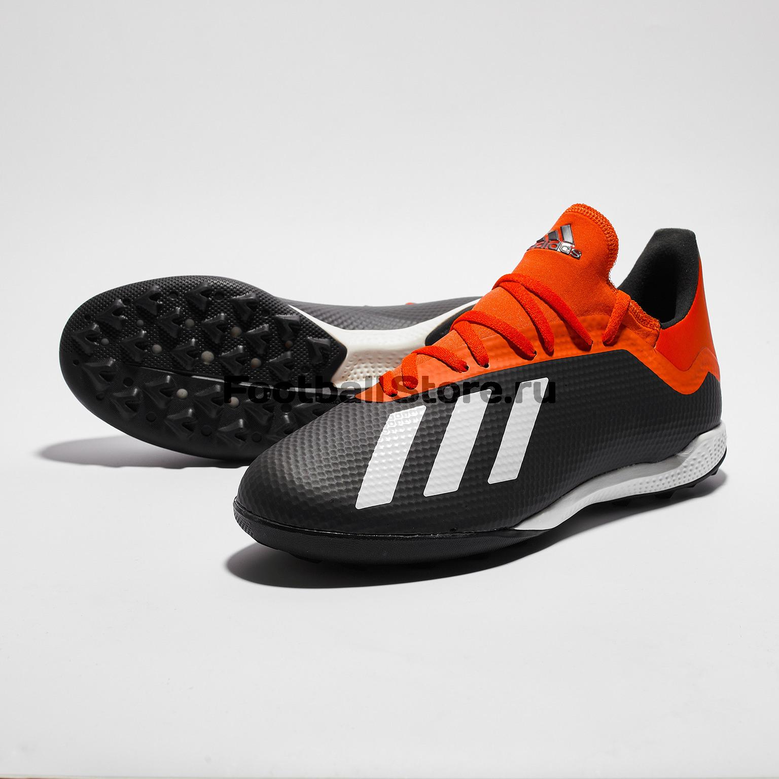 Шиповки Adidas X 18.3 TF BB9398 парфюмерия адидас