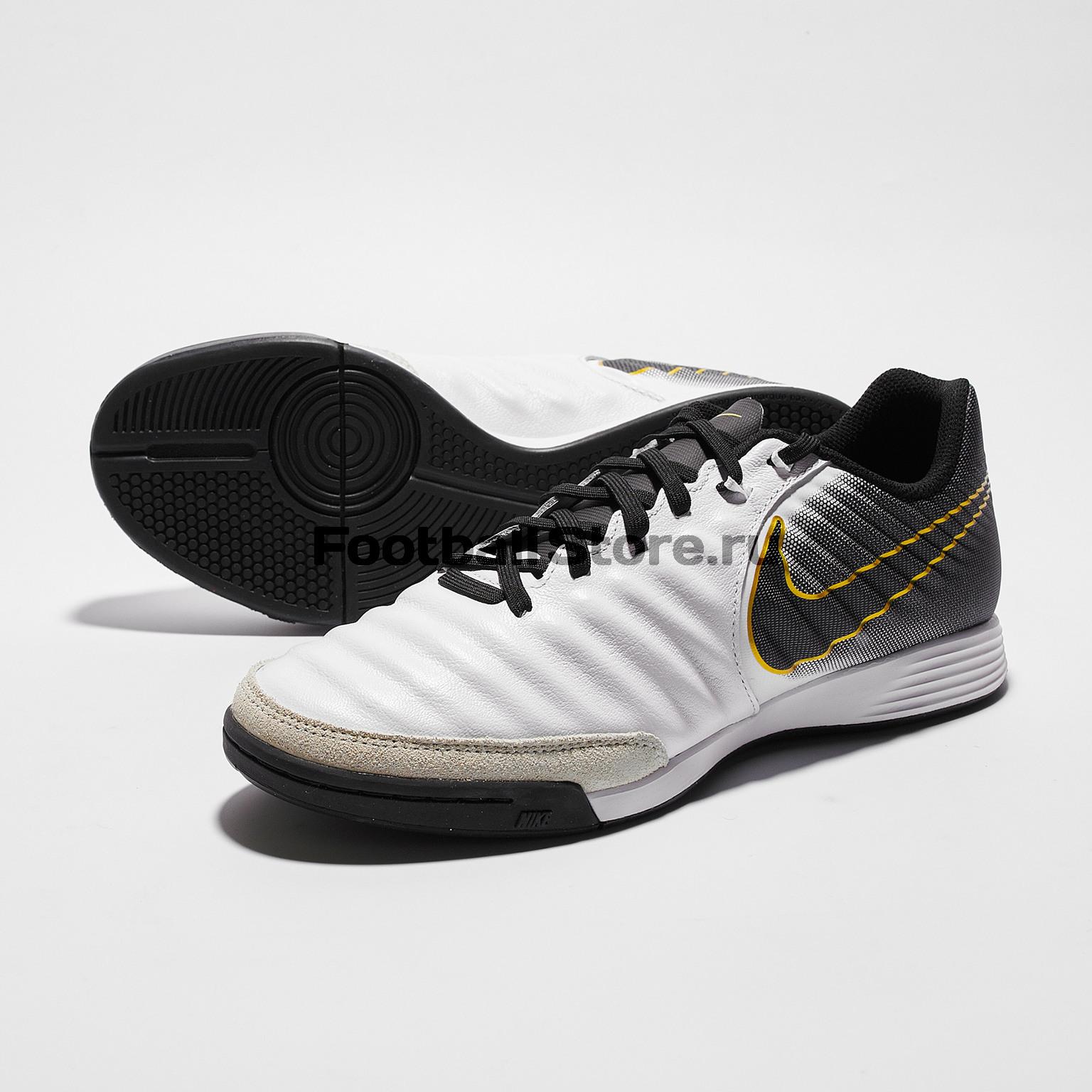 Обувь для зала Nike LegendX 7 Academy IC AH7244-100 обувь для зала nike jr mercurialx proximo 2 cr7 ic 852499 401