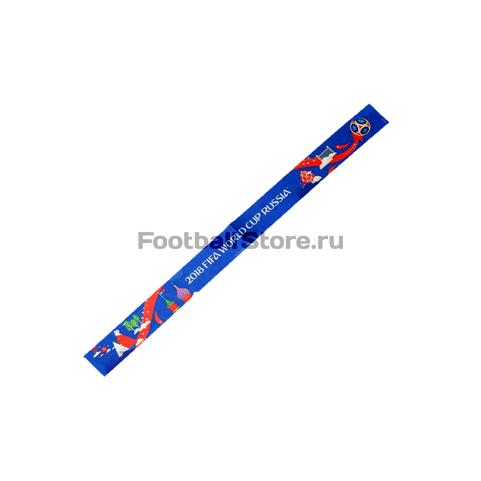 Сувенирная ленточка FIFA-2018 50*4