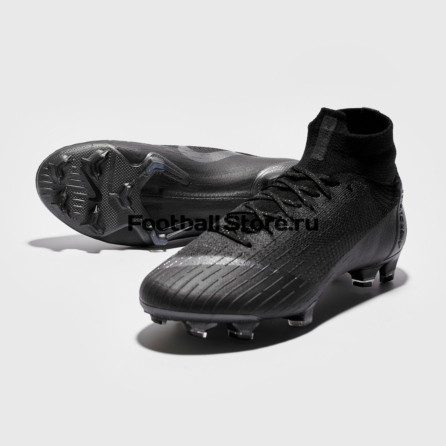 Бутсы Nike Superfly 6 Elite FG AH7365-001 бутсы nike superfly 6 elite ag pro ah7377 107
